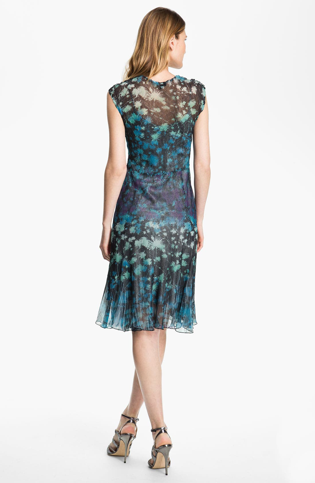 Alternate Image 2  - Komarov Print Fit & Flare Dress