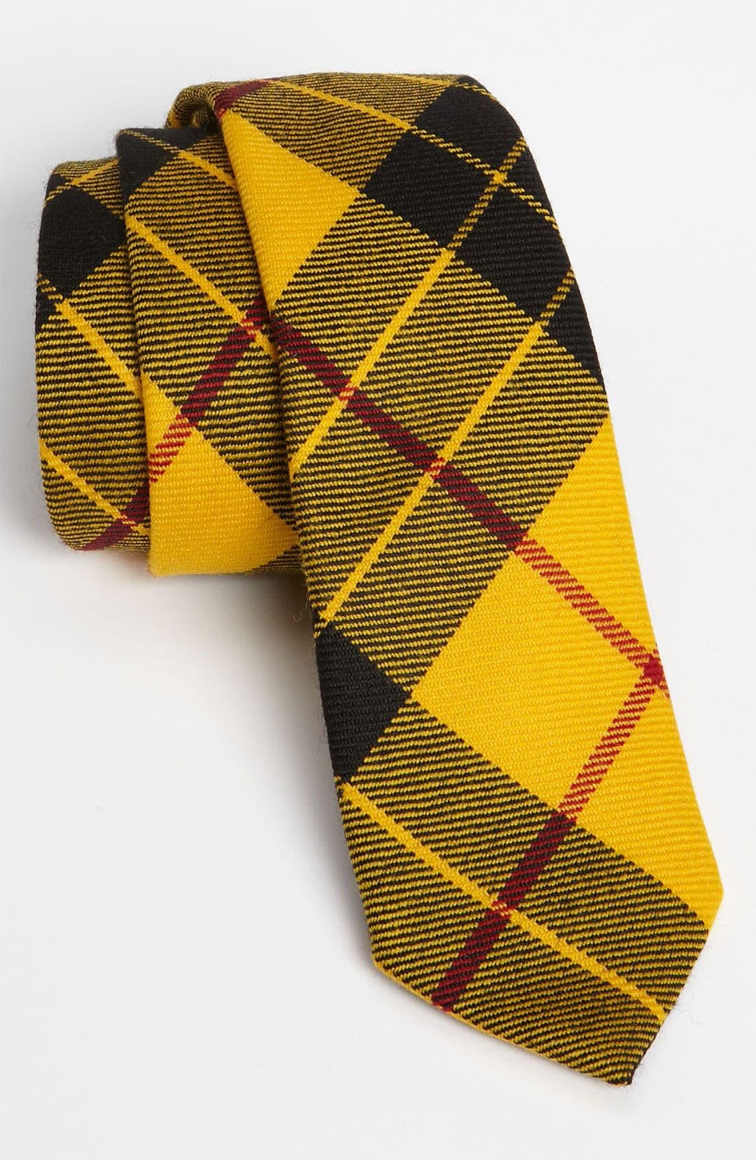 Main Image - David Hart Wool Tie