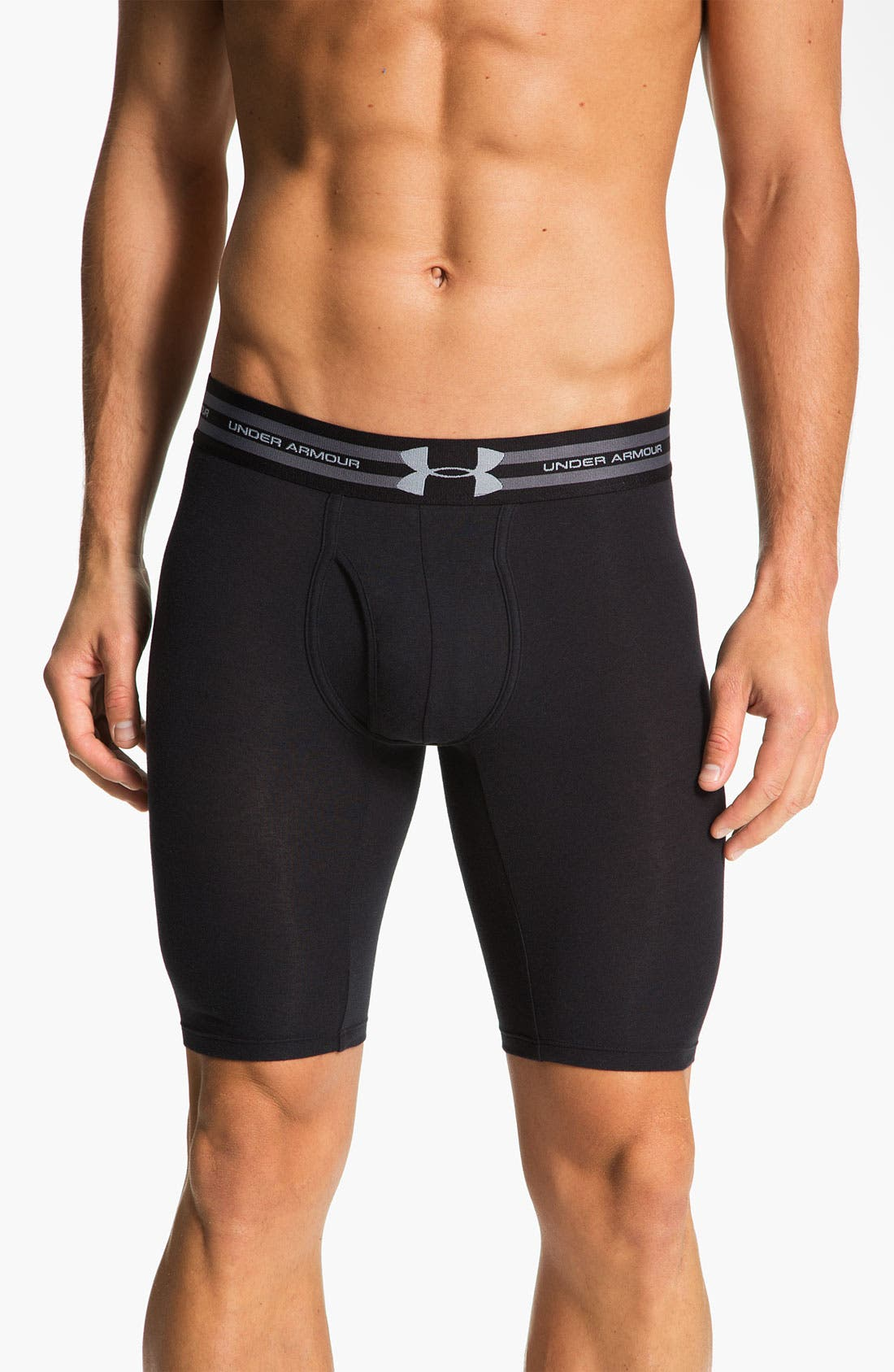 Alternate Image 1 Selected - Under Armour 'Charged' Boxer Briefs