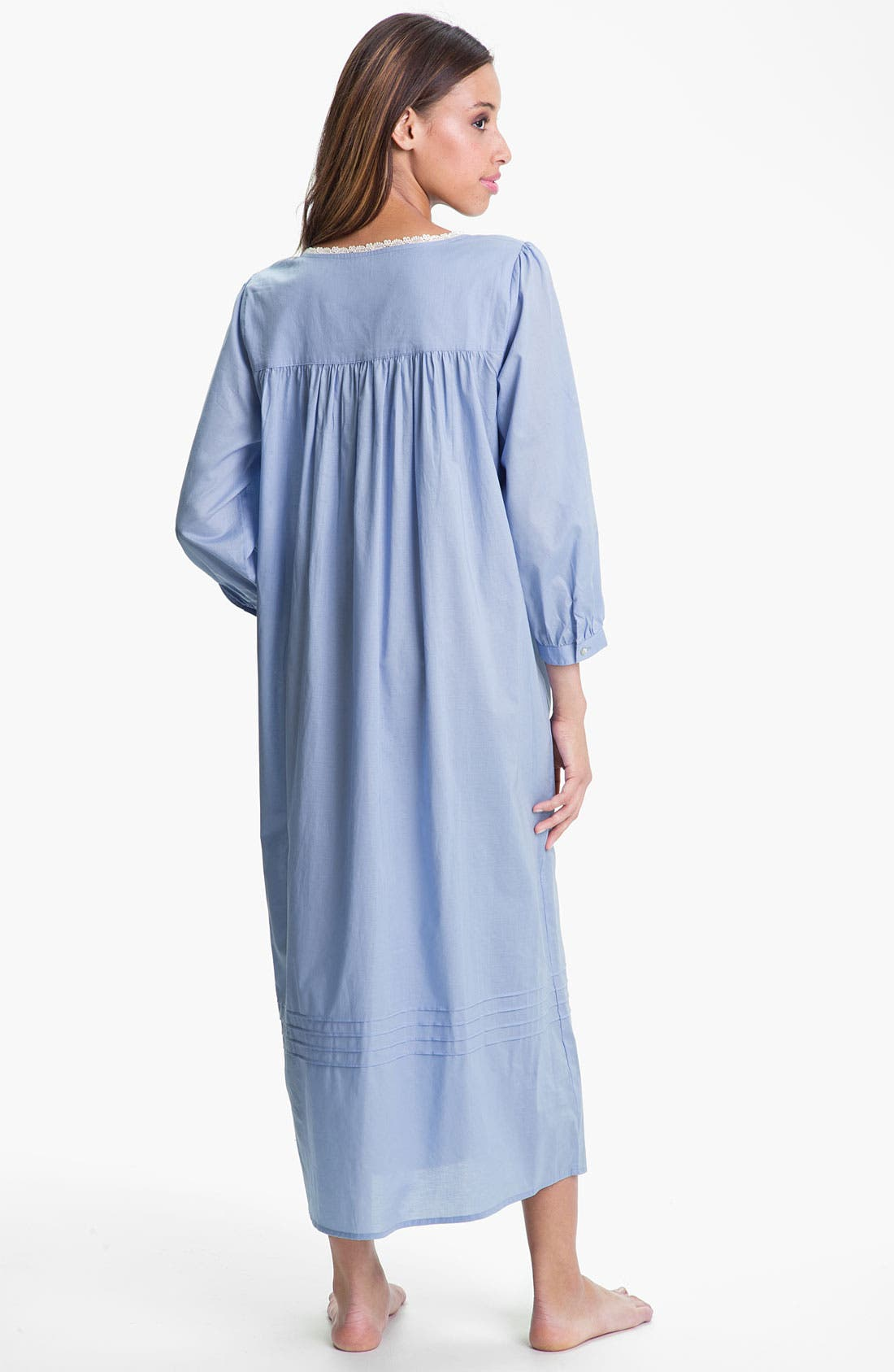 Alternate Image 2  - Eileen West 'Cascade' Nightgown