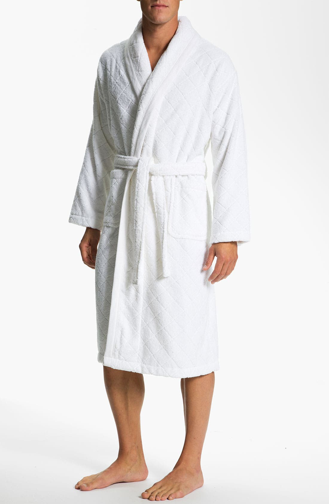 Alternate Image 1 Selected - Daniel Buchler 'Hydro' Turkish Terry Cotton Robe
