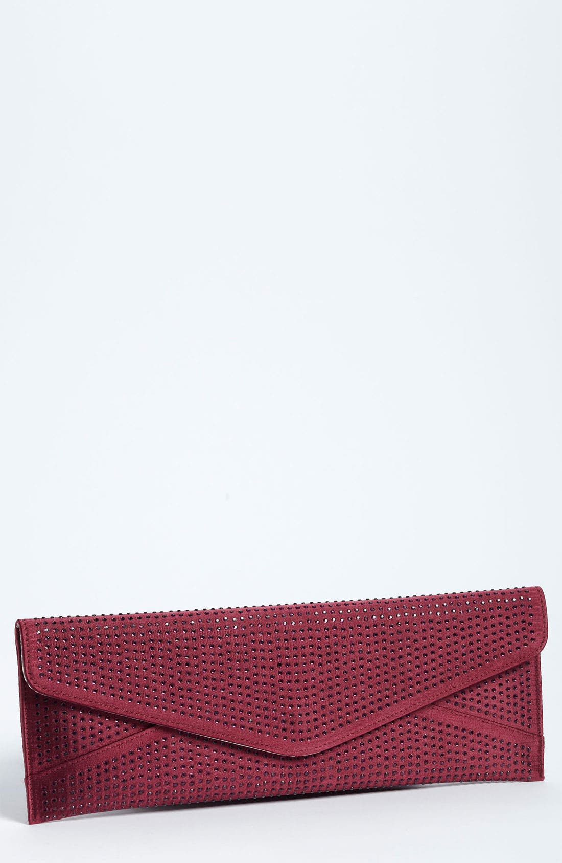Alternate Image 1 Selected - Ted Baker London 'TB Script' Sequin Clutch