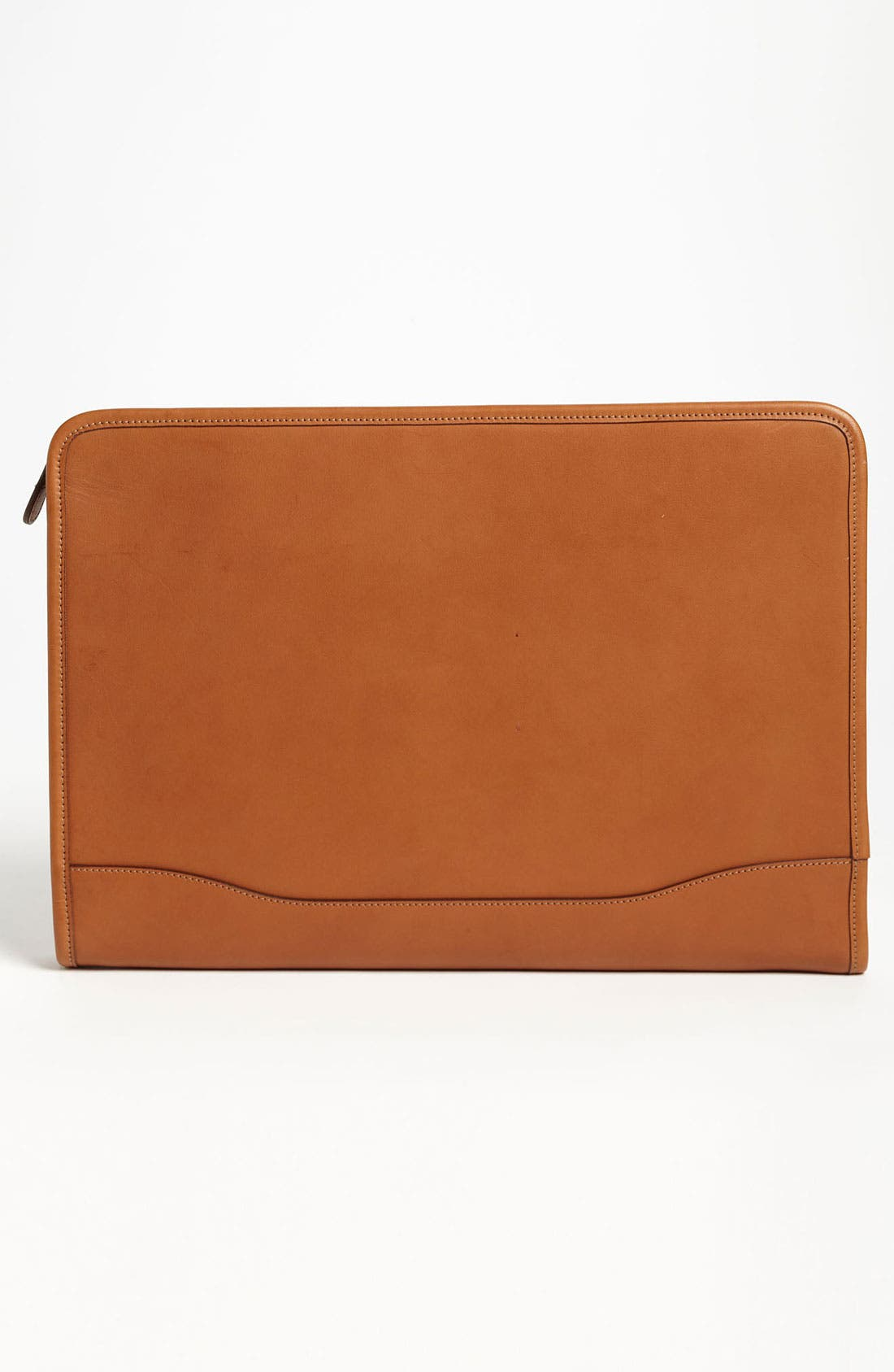 Alternate Image 6  - Ghurka 'Webster' Leather Laptop Case