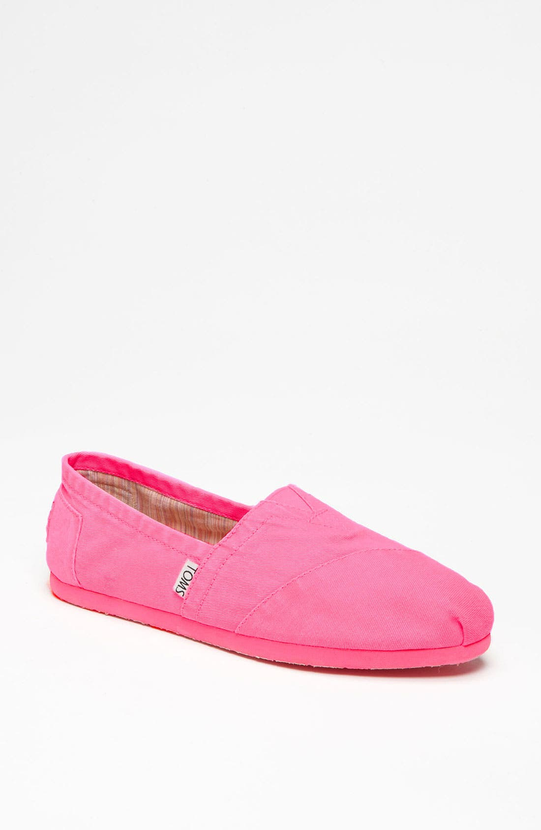 Alternate Image 1 Selected - TOMS 'Classic - Palmetto' Slip-On (Women)