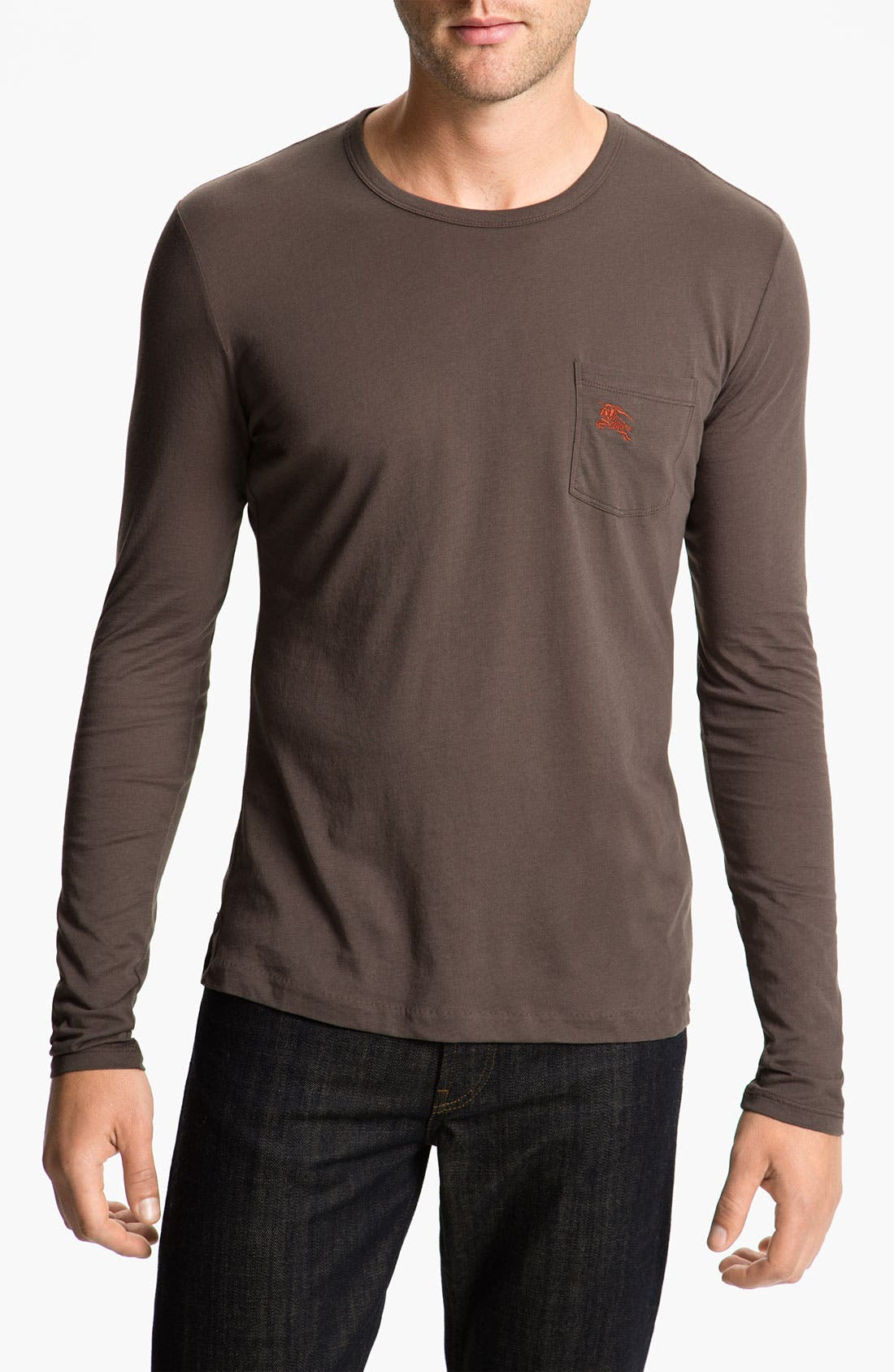 Main Image - Burberry Brit Crewneck T-Shirt