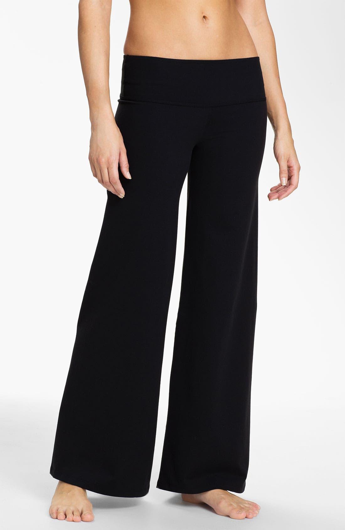 Main Image - Beyond Yoga Wide Leg Pants