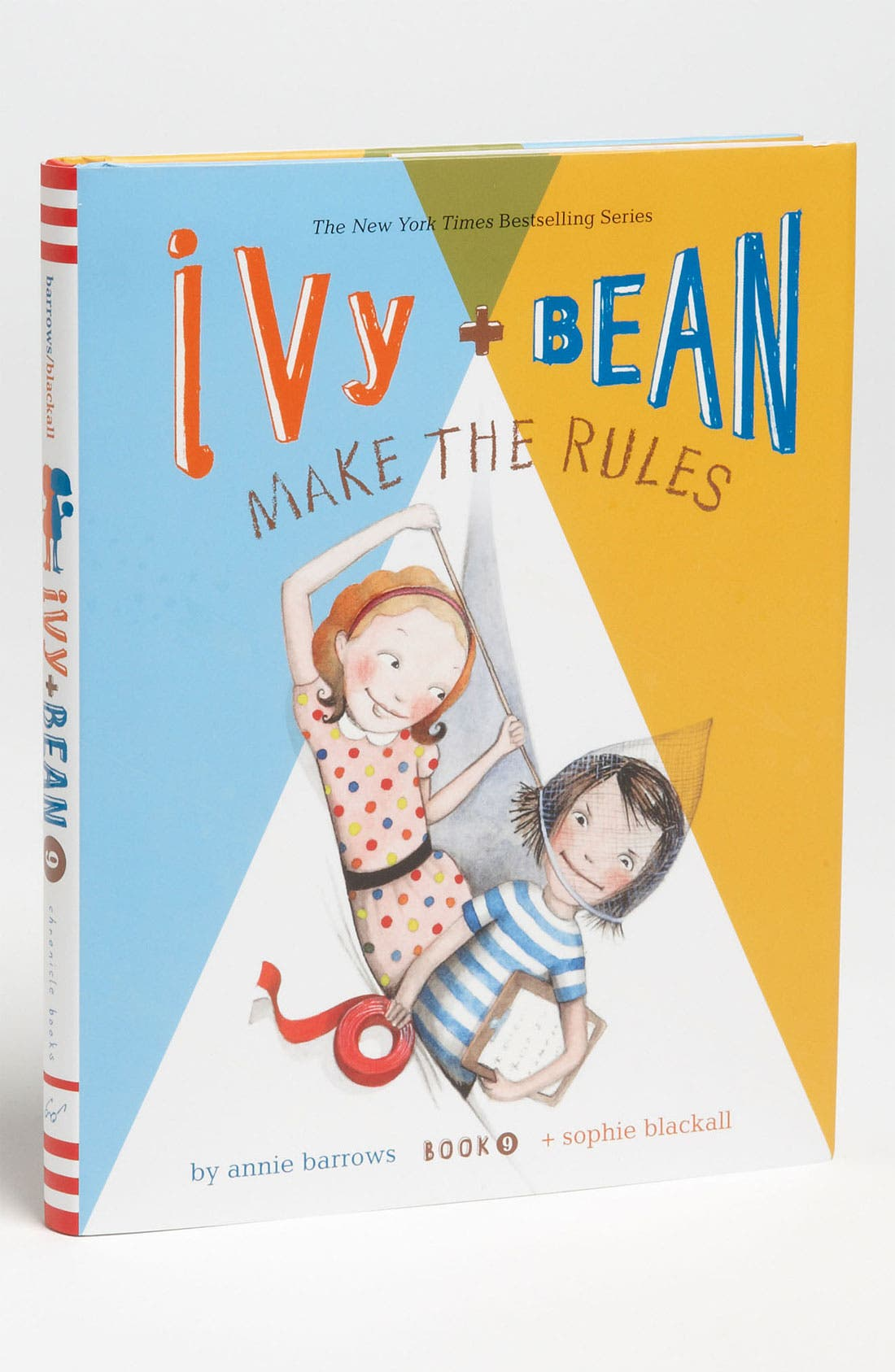 Main Image - Annie Barrows & Sophie Blackall 'Ivy + Bean: Make the Rules' Book