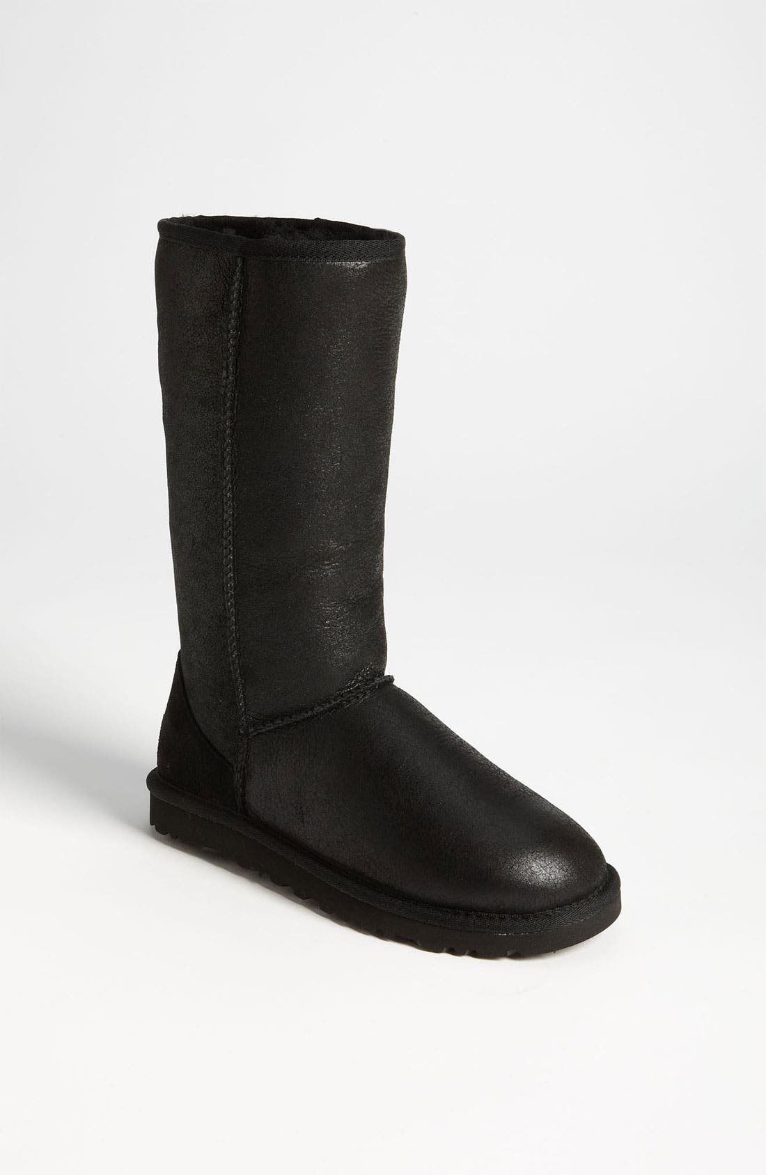 Alternate Image 1 Selected - UGG® Australia 'Classic Tall Bomber' Boot (Women)
