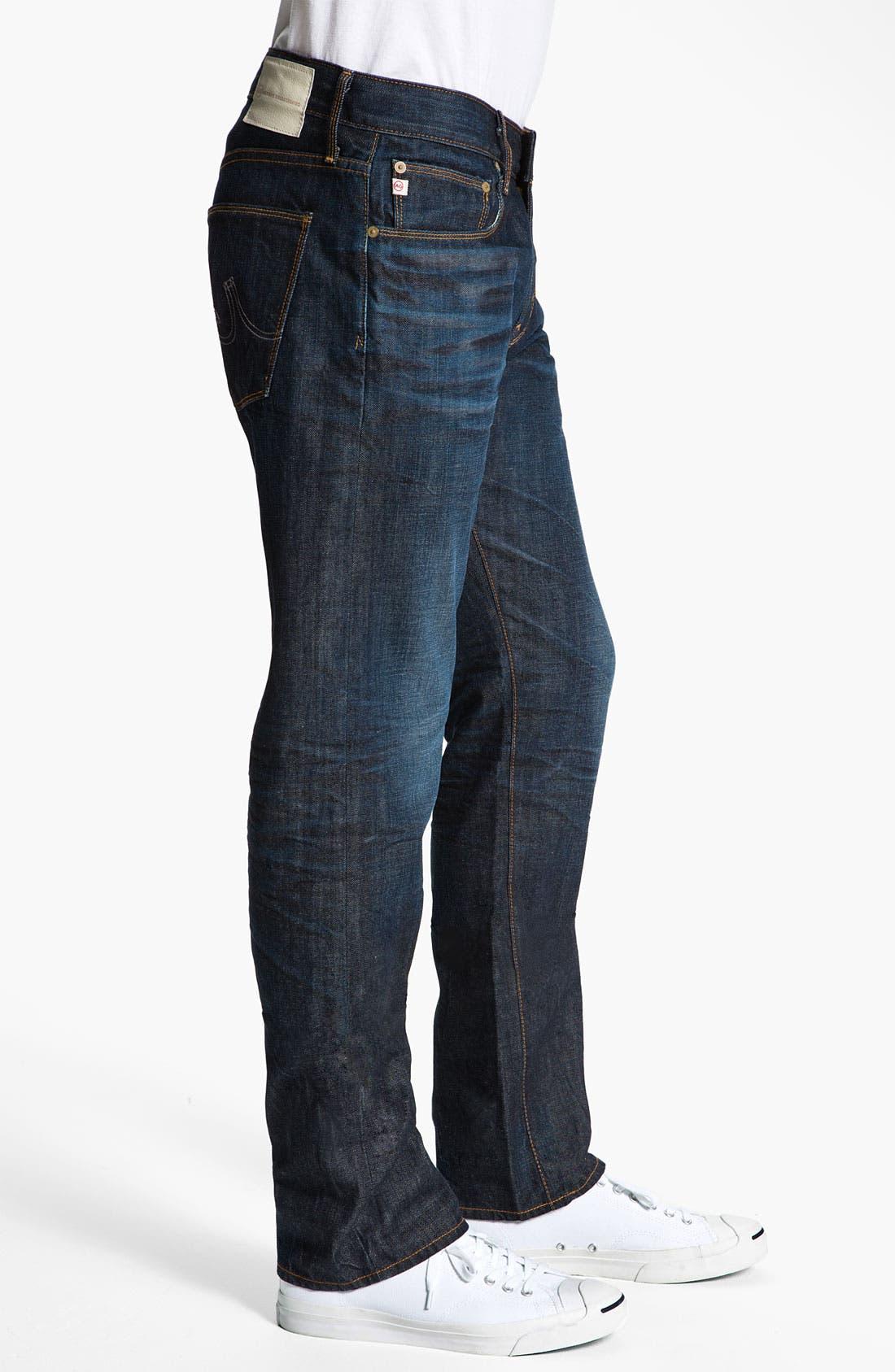 Alternate Image 3  - AG Jeans 'Geffen Easy Slim' Straight Leg Jeans (3 Year Resin)
