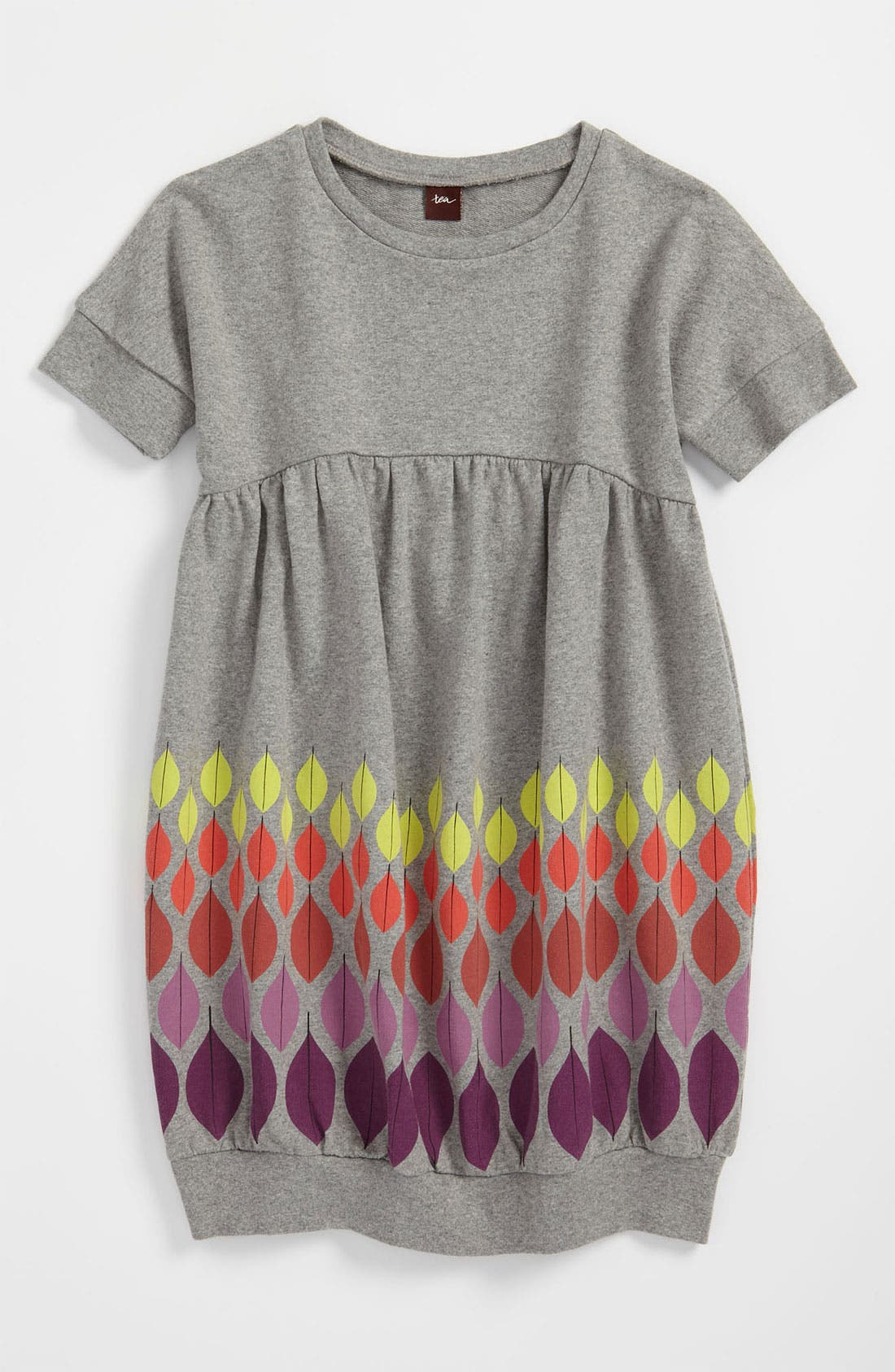 Alternate Image 1 Selected - Tea Collection 'Colors of Autumn' Dress (Little Girls & Big Girls)