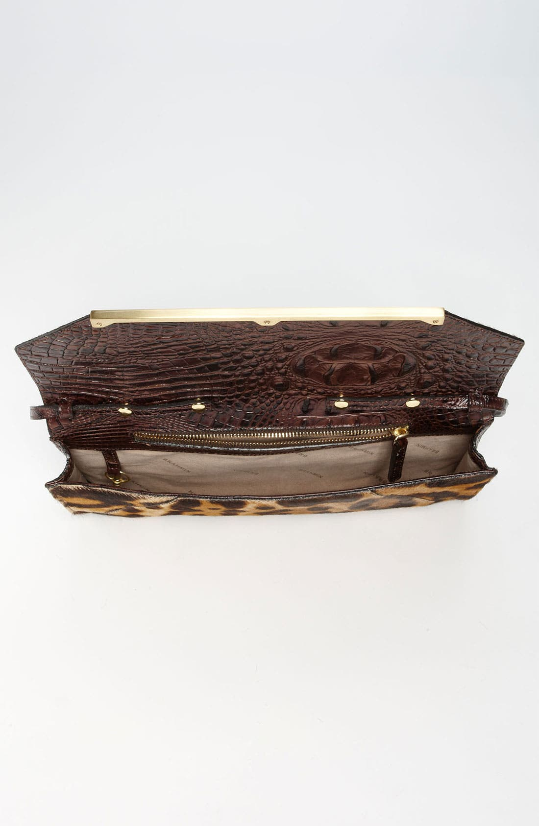 Alternate Image 3  - Brahmin 'Alexis' Calf Hair Clutch