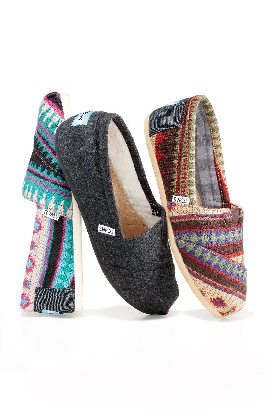 Alternate Image 5  - TOMS 'Classic - Kilim' Slip-On