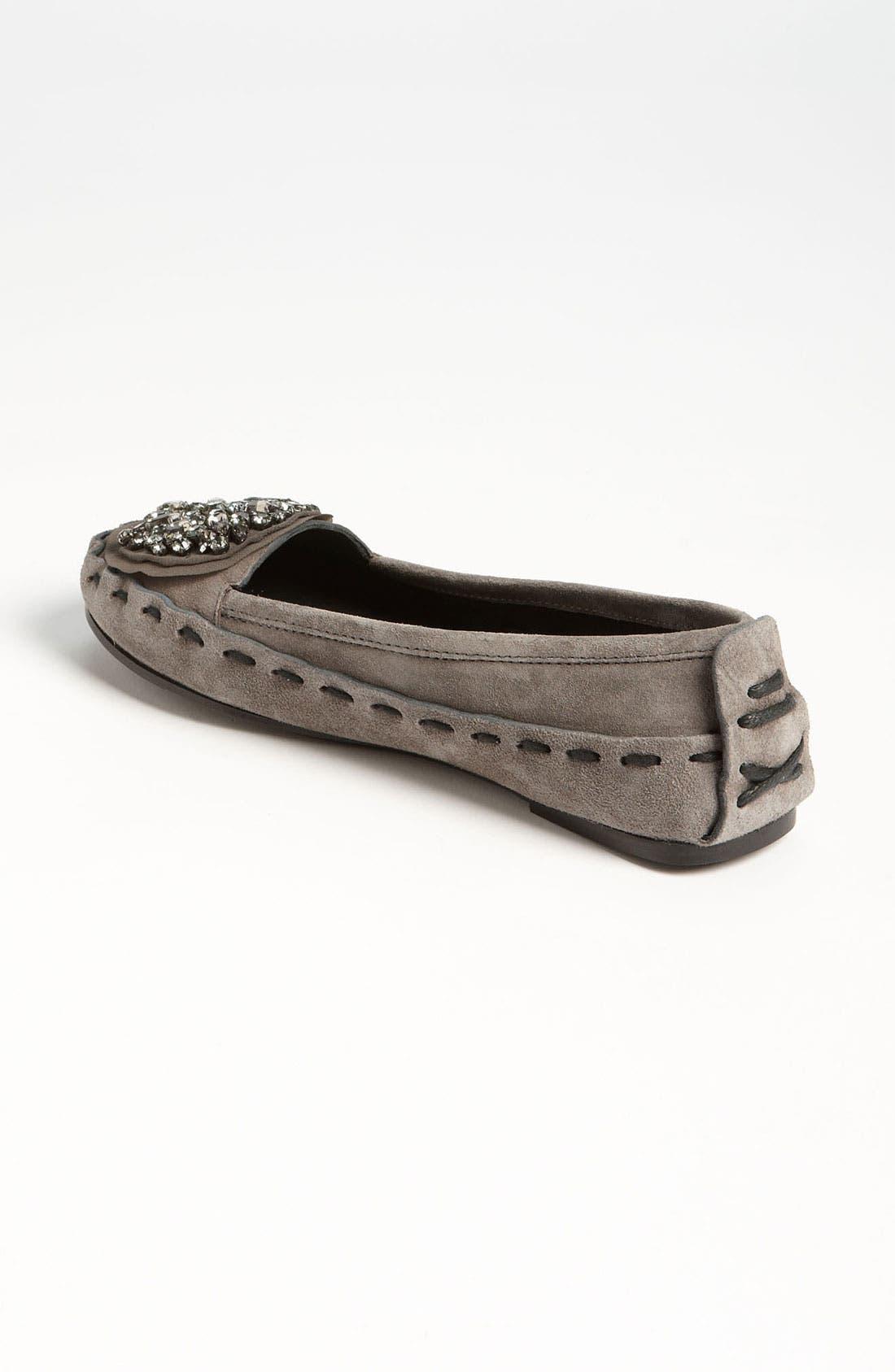 Alternate Image 2  - Vera Wang Footwear 'Indigo' Flat