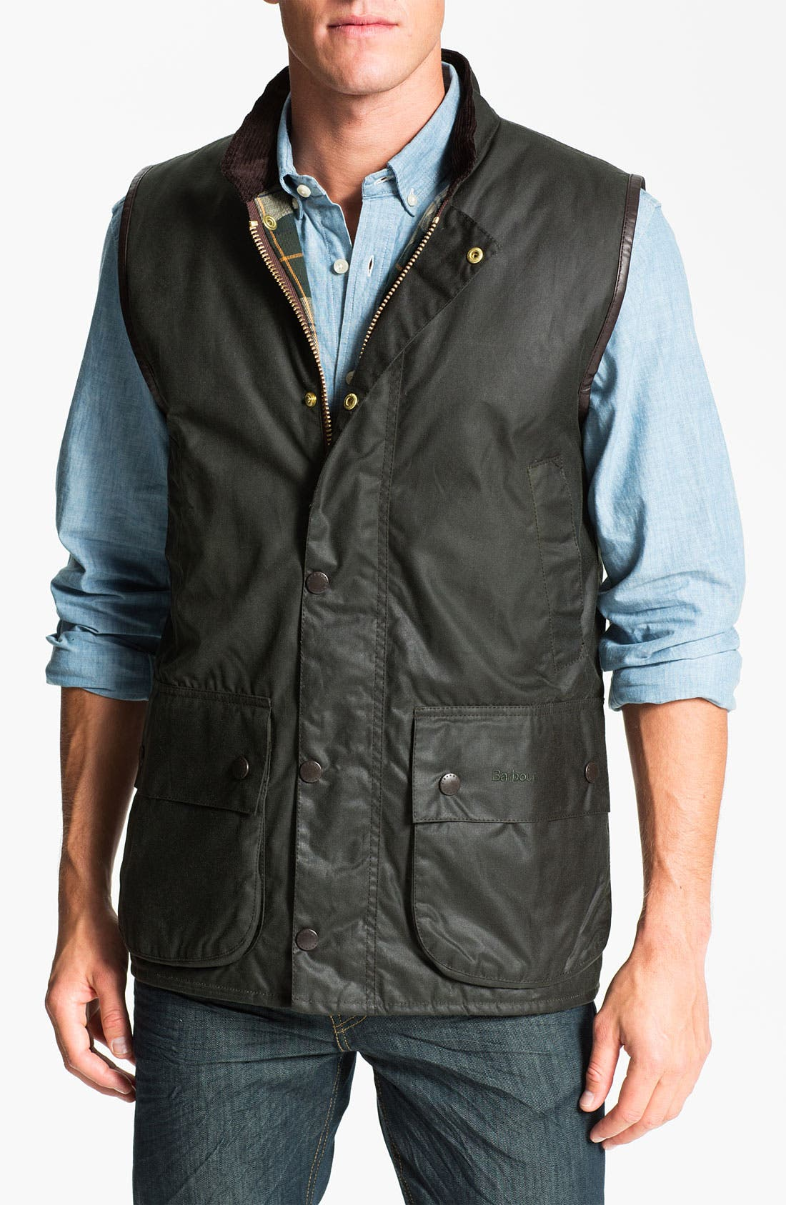 Alternate Image 1 Selected - Barbour 'Westmorland' Vest