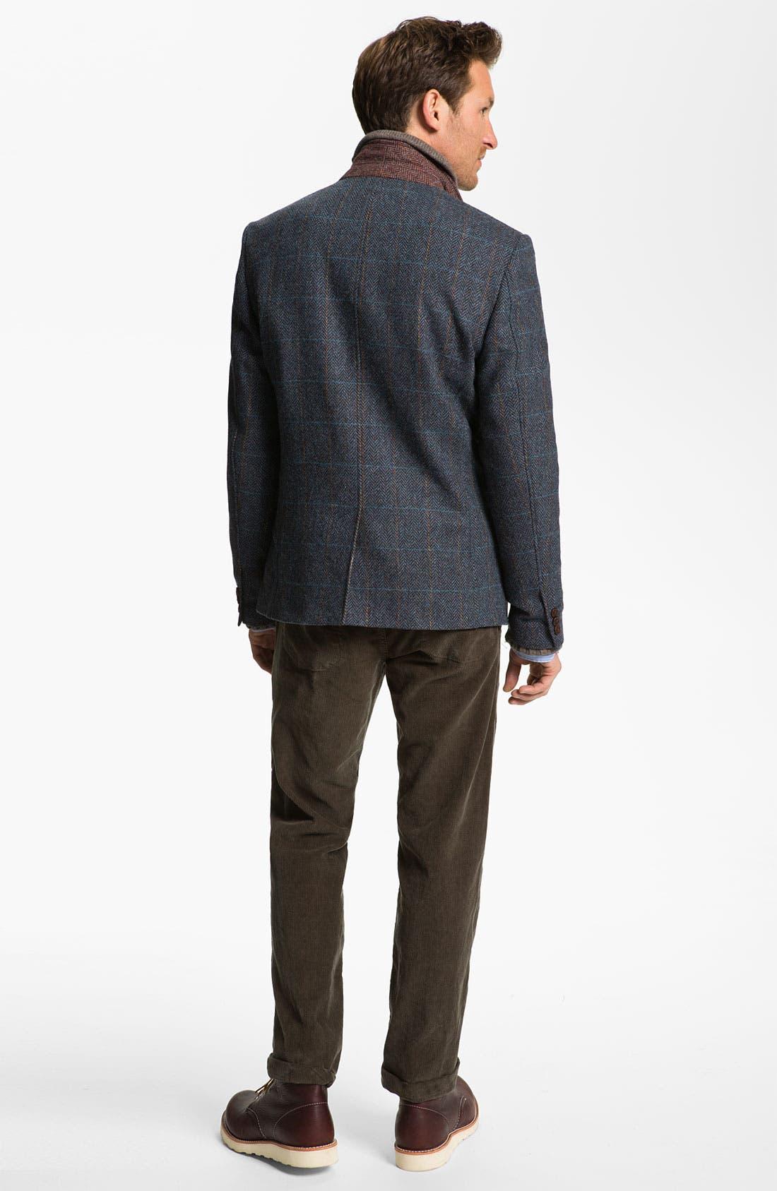 Alternate Image 5  - Ted Baker London 'Rythjak' Shetland Wool Blazer