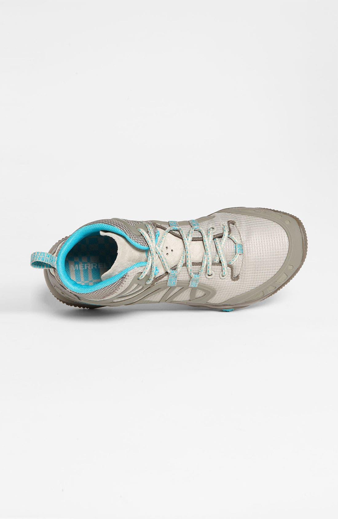 Alternate Image 3  - Merrell 'Proterra Vim Mid' Walking Shoe (Women)