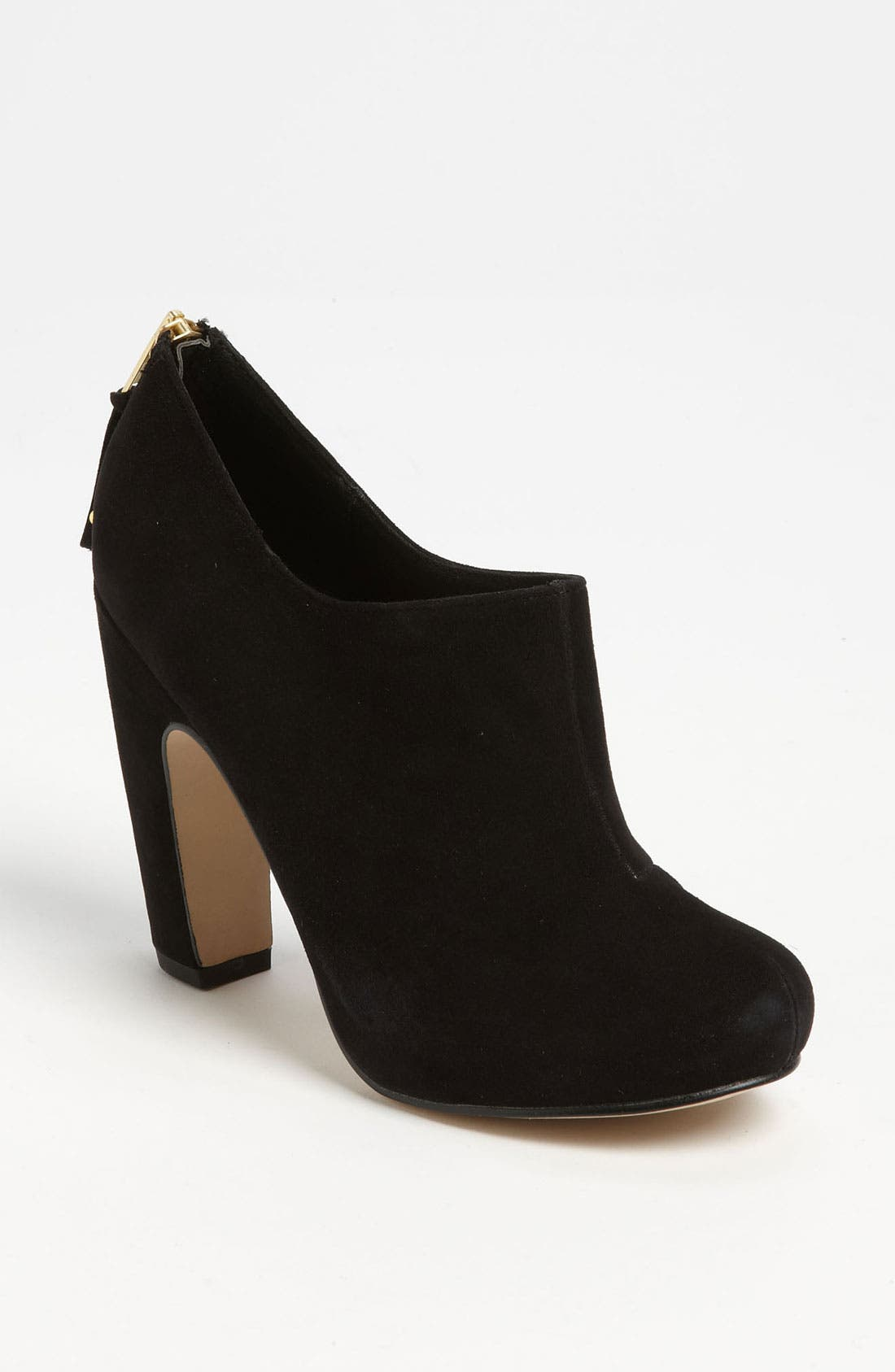 Main Image - Topshop 'Graphic' Arc Heel Ankle Boot