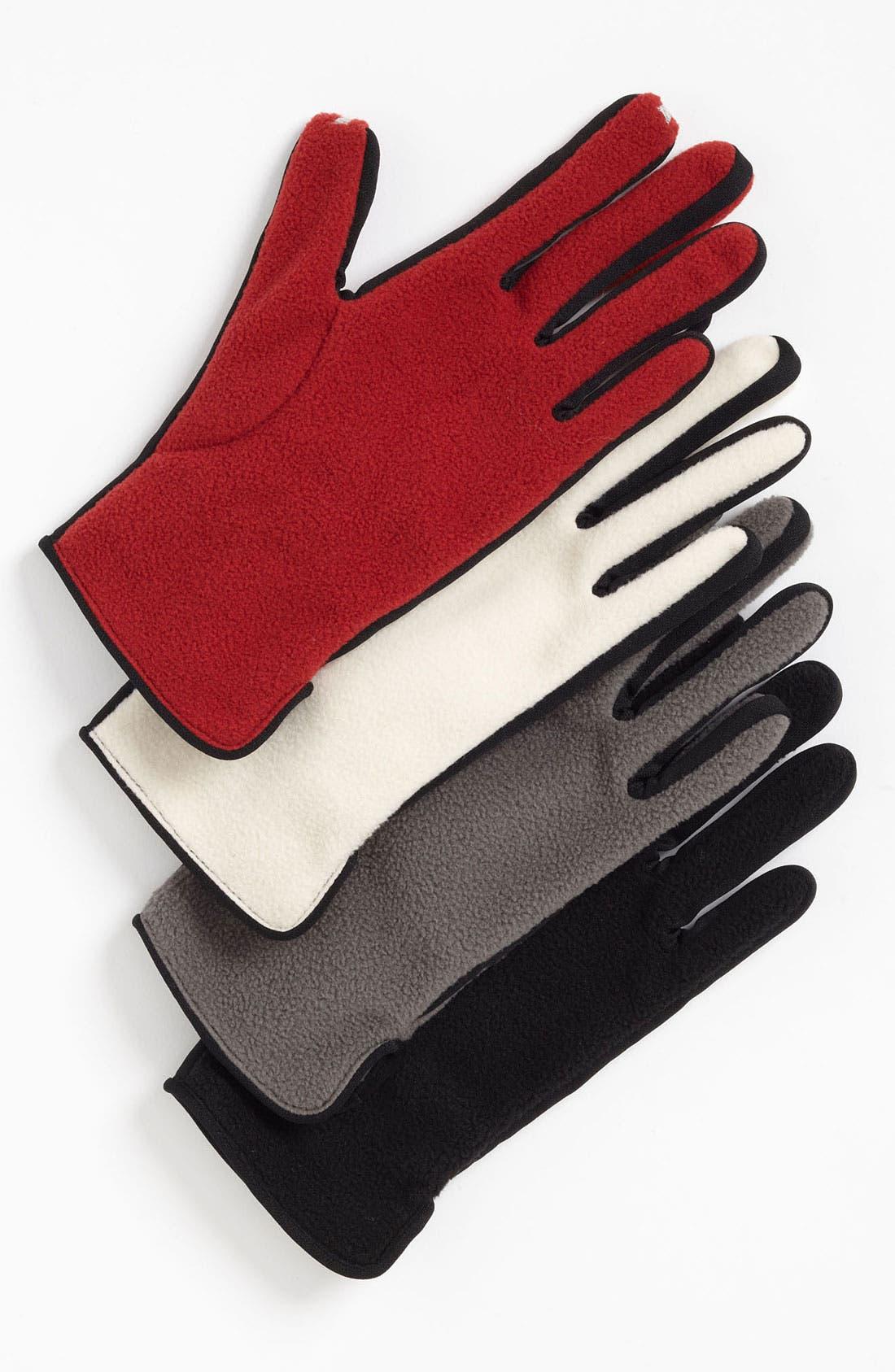 Alternate Image 1 Selected - Grandoe Gloves 'Psyche' Tech Gloves