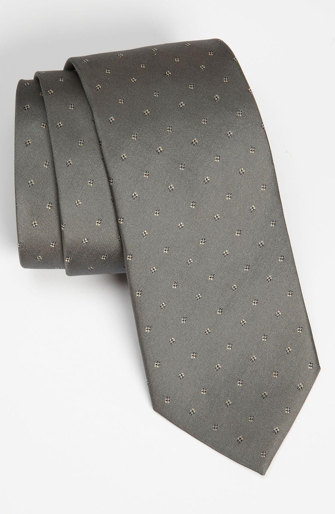 Main Image - Theory Woven Silk Tie