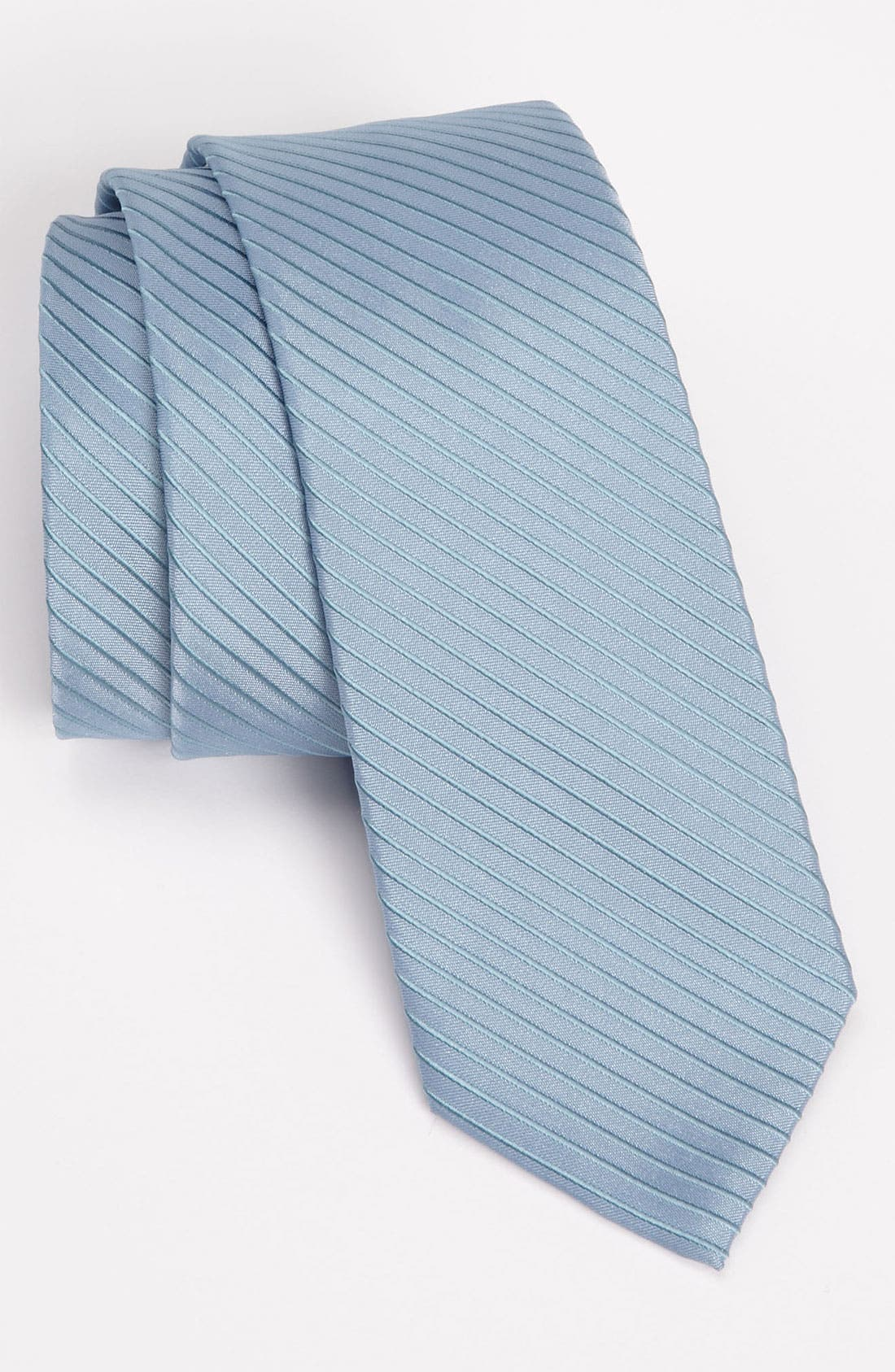 Alternate Image 1 Selected - Calvin Klein Woven Silk Tie (Online Only)