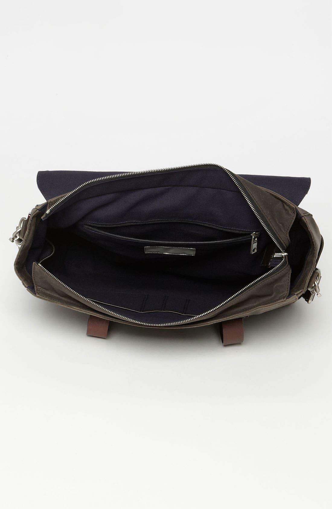 Alternate Image 3  - Jack Spade 'Waxwear' Briefcase
