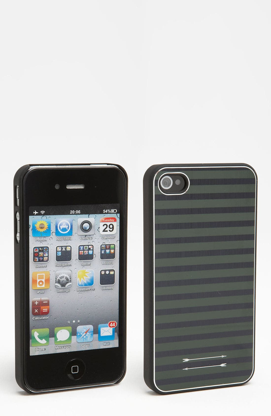 Alternate Image 1 Selected - Ben Minkoff iPhone 4 & 4S Cover