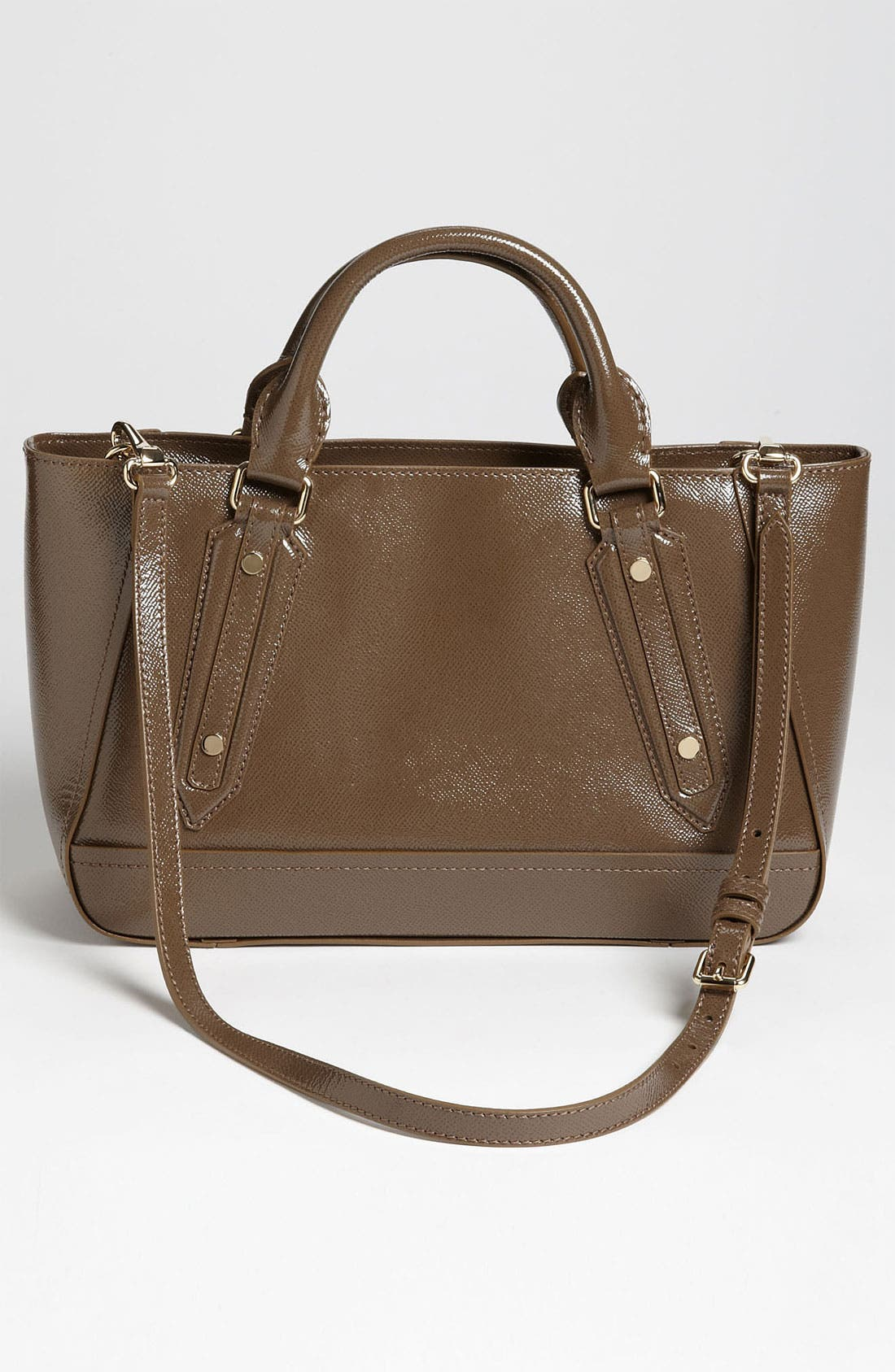 Alternate Image 4  - Burberry 'Ladies London' Leather Tote
