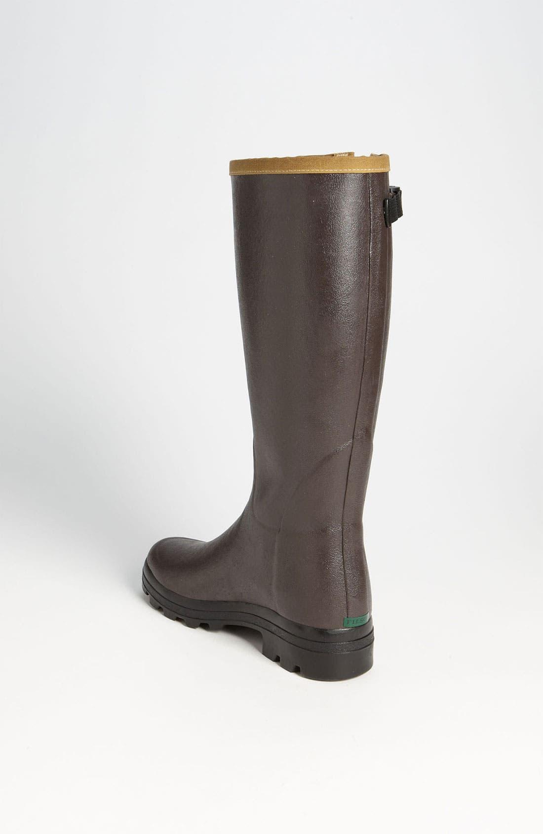 Alternate Image 2  - Le Chameau 'Filson Vierzon' Rain Boot