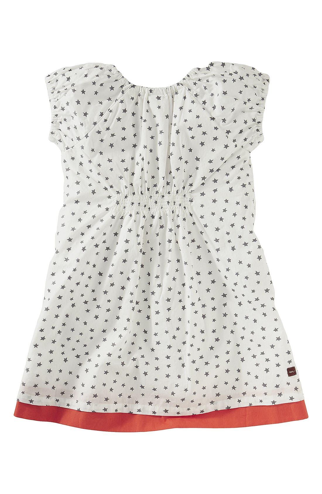 Alternate Image 2  - Tea Collection Smocked Dress (Infant)