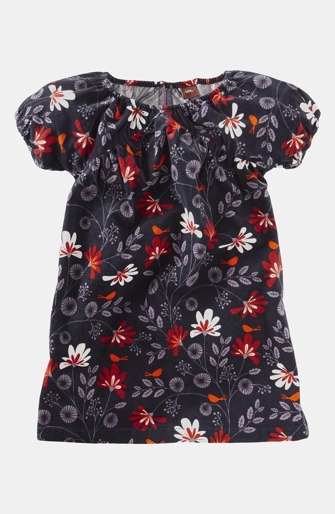 Alternate Image 1 Selected - Tea Collection 'Vintage Blooms' Dress (Infant)