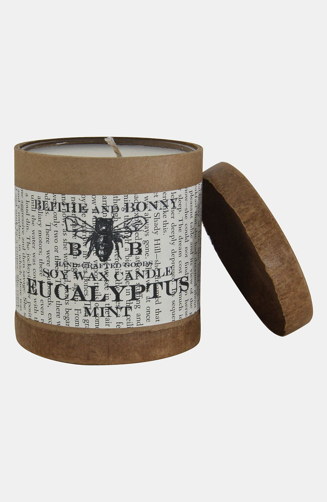 Main Image - Blithe and Bonny Eucalyptus Soy Candle