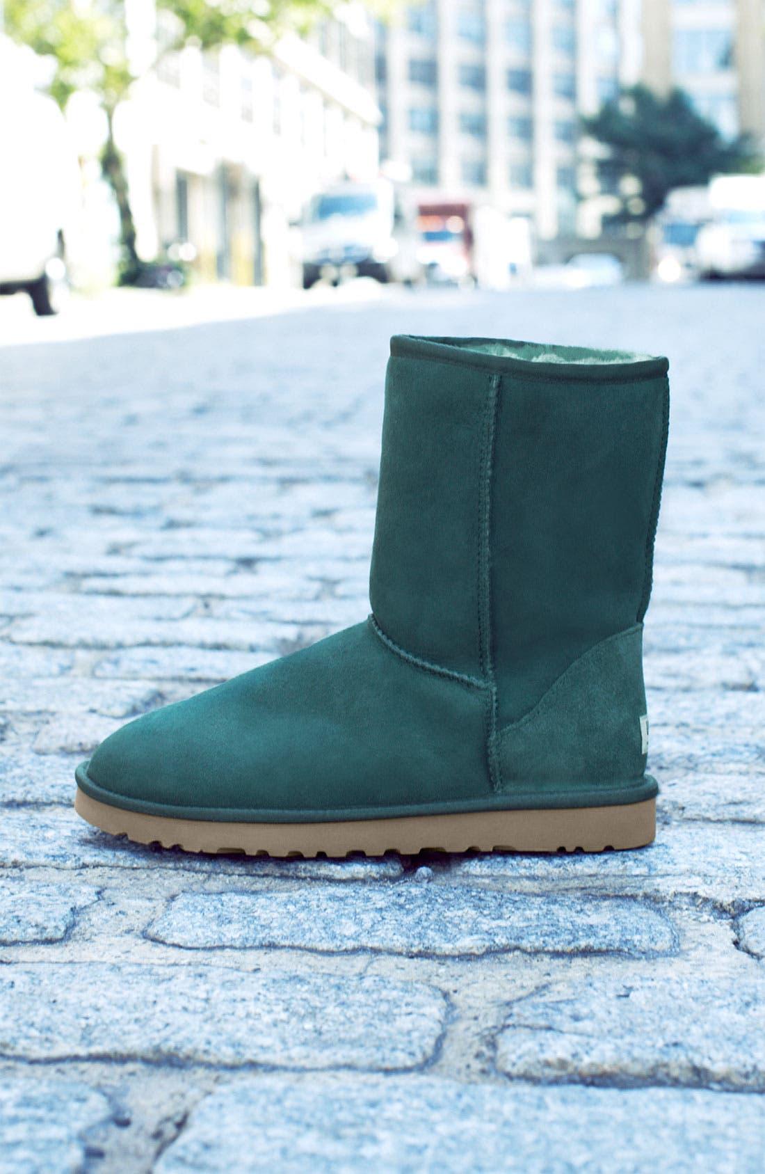 Alternate Image 12  - UGG® 'Classic Short' Boot (Women)