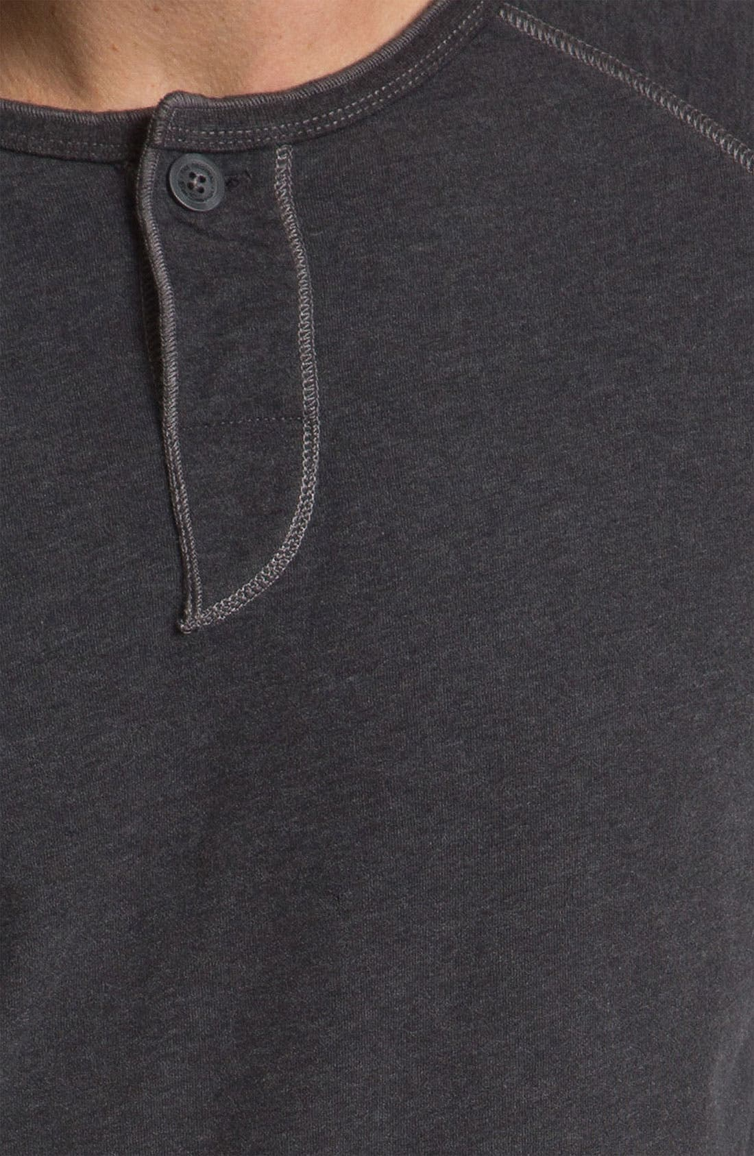 Alternate Image 3  - Ben Sherman Henley Sweatshirt