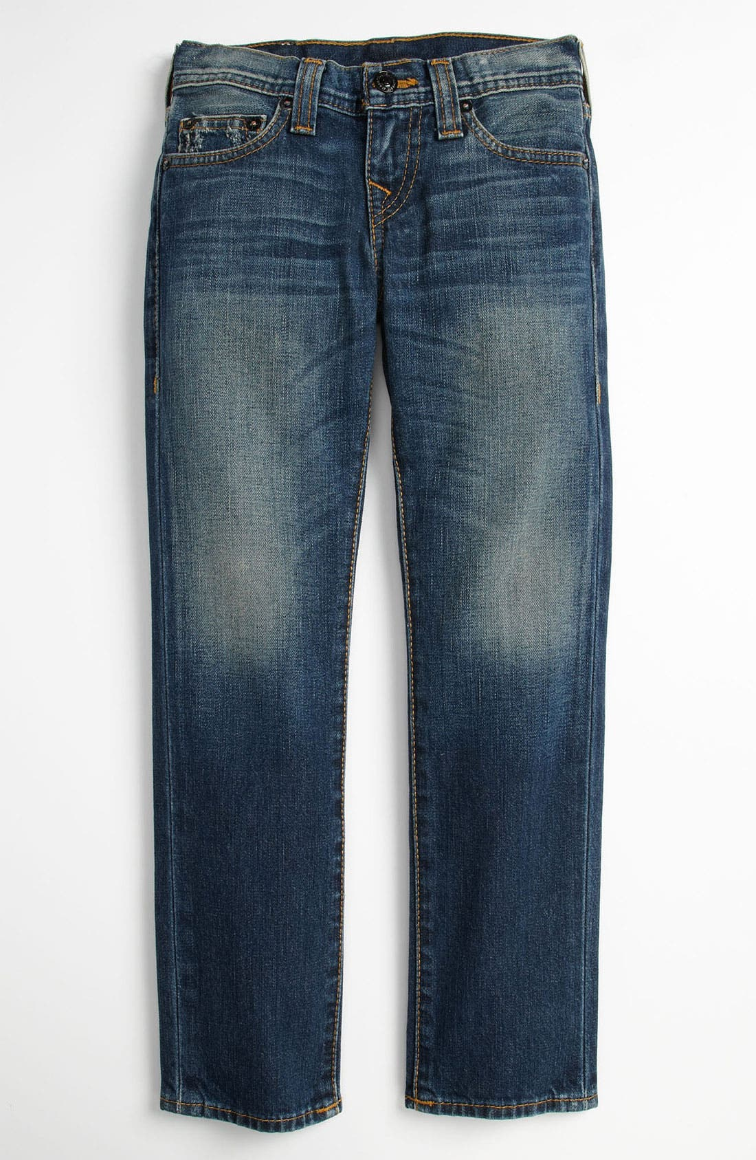 Alternate Image 2  - True Religion Brand Jeans 'Rocco Phantom' Skinny Jeans (Big Boys)