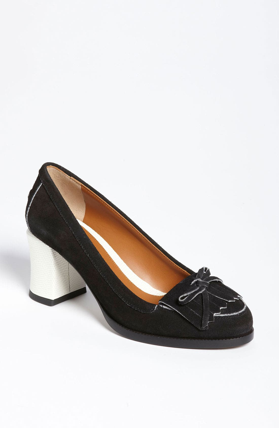 Alternate Image 1 Selected - Fendi 'Austen' Loafer Pump