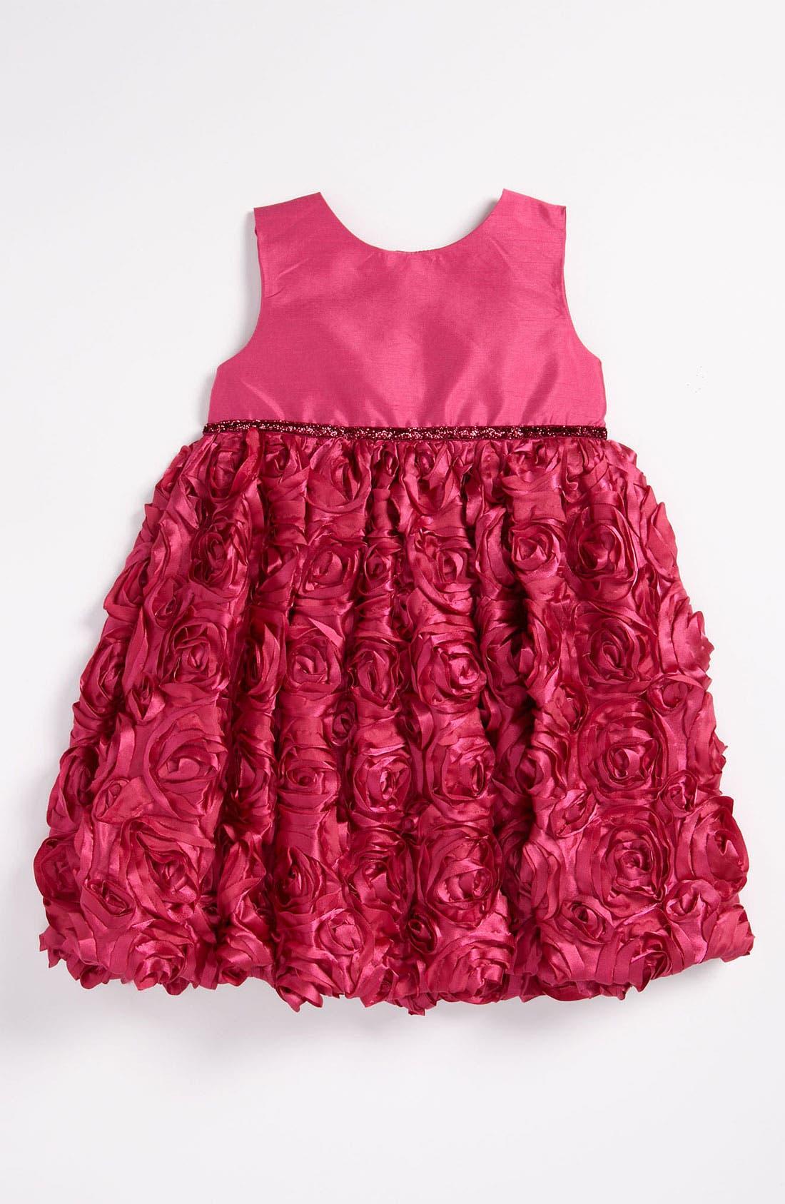 Alternate Image 1 Selected - Pippa & Julie Soutache Dress (Toddler)