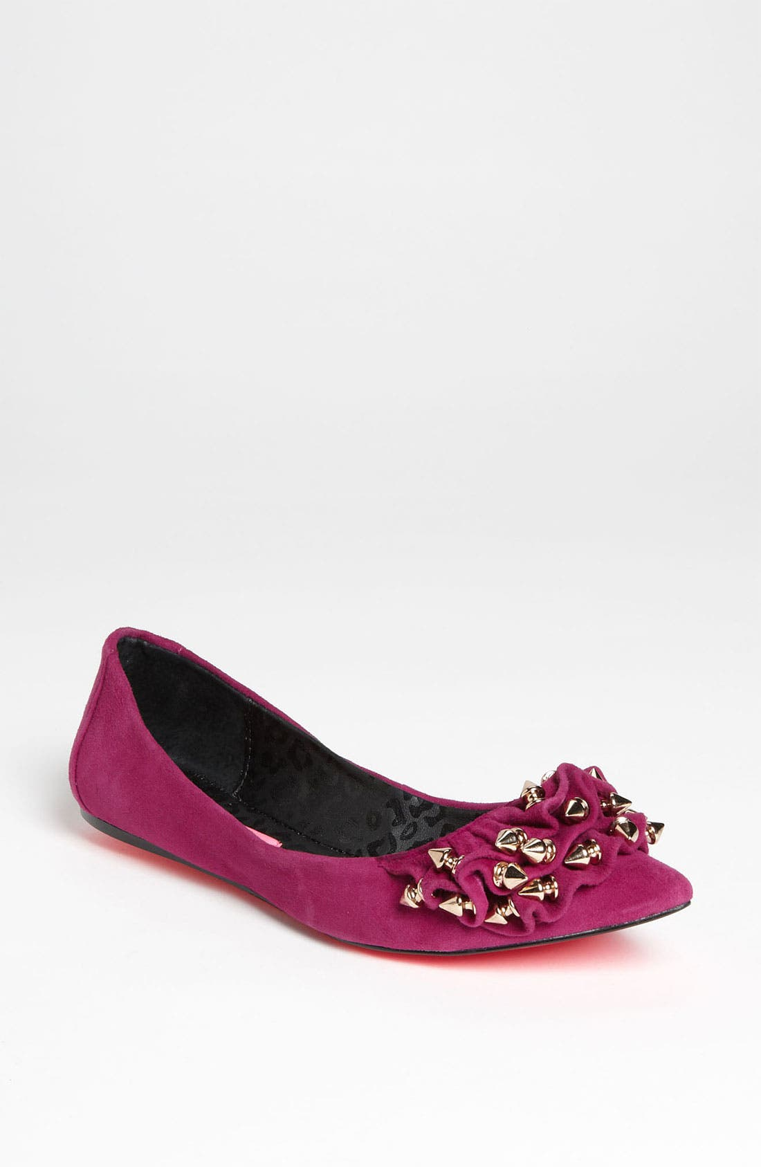 Alternate Image 1 Selected - Betsey Johnson 'Evve' Flat