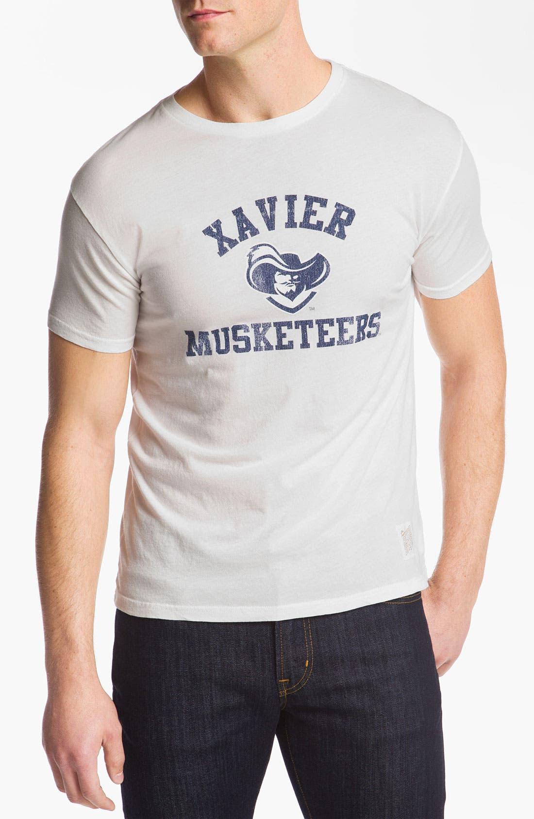 Alternate Image 1 Selected - The Original Retro Brand 'Xavier Musketeers' T-Shirt