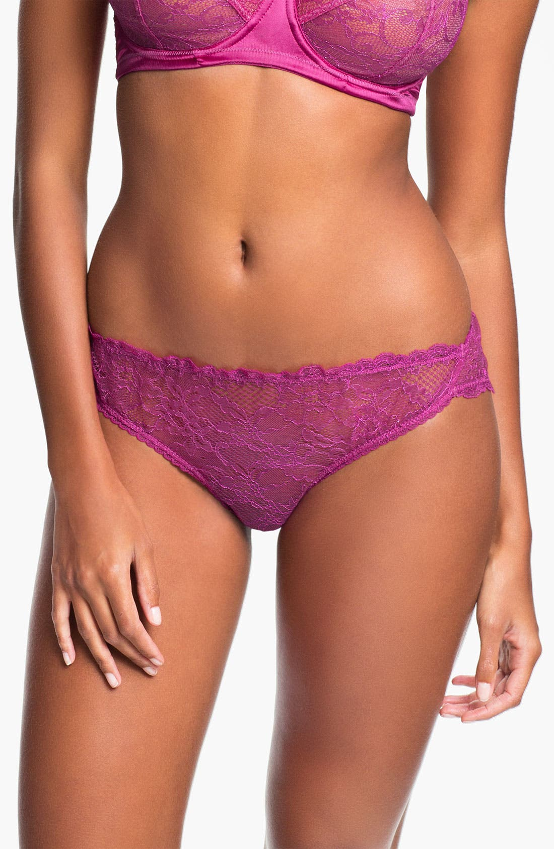 Alternate Image 1 Selected - Mimi Holliday 'Berry Fest' Classic Thong