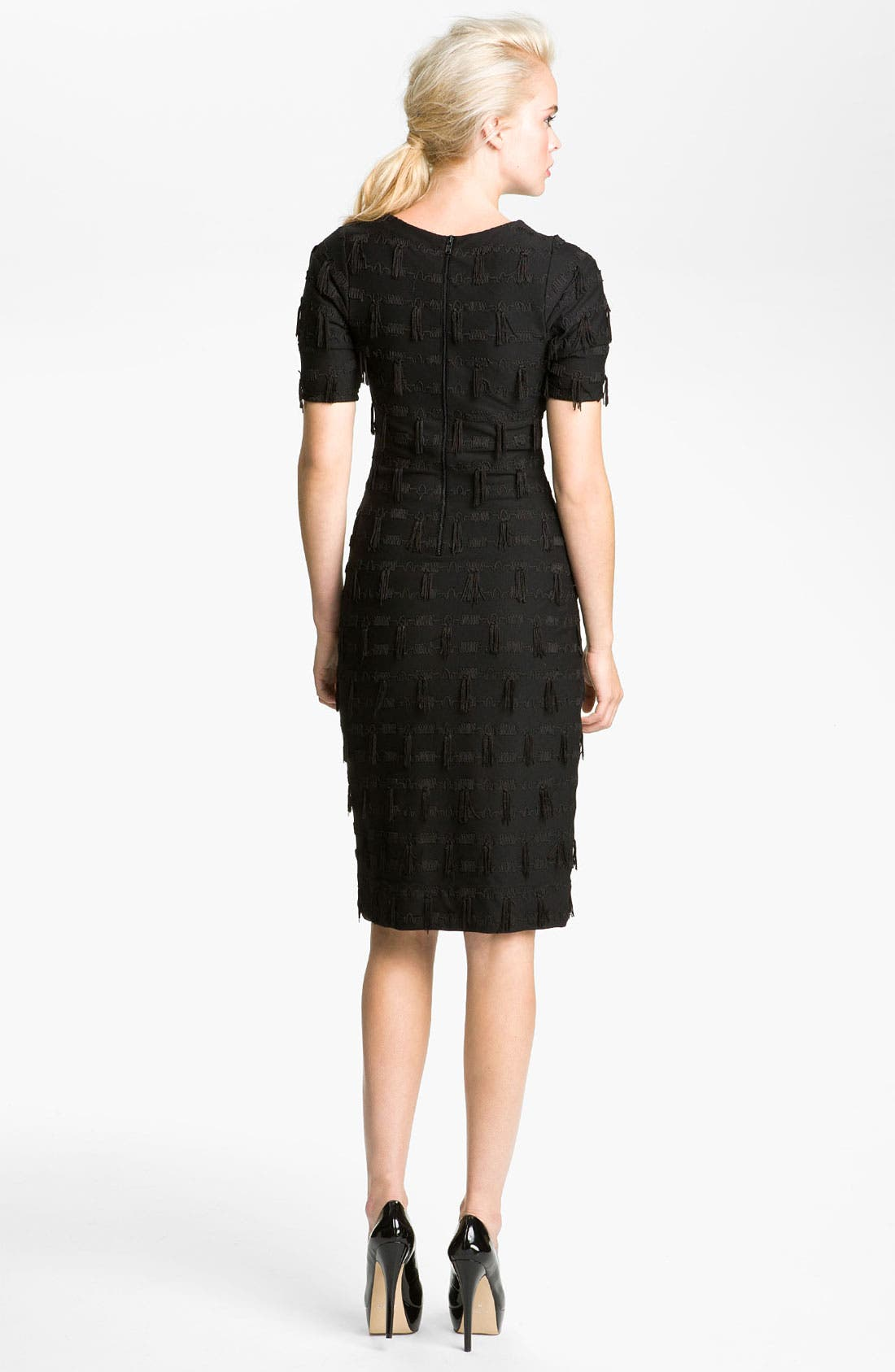 Alternate Image 2  - MARC BY MARC JACOBS 'Frankie' Fringe Dress