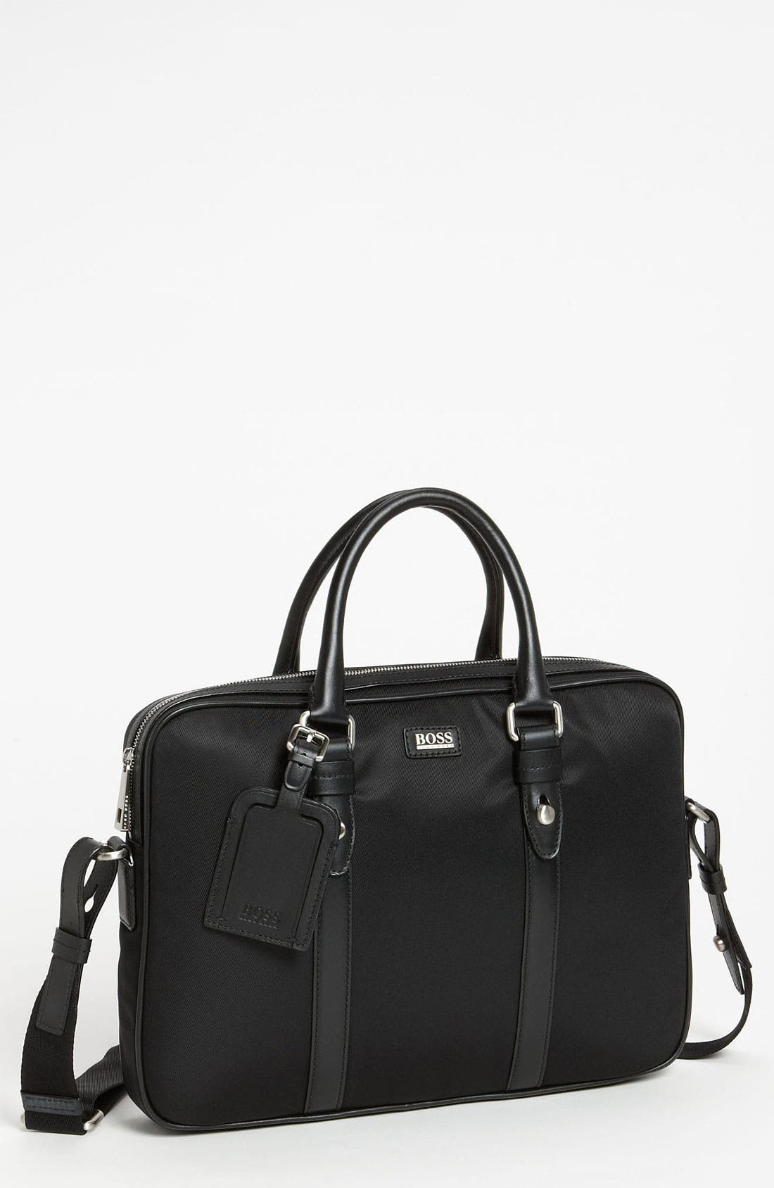 Alternate Image 1 Selected - BOSS Black 'Timir' Briefcase