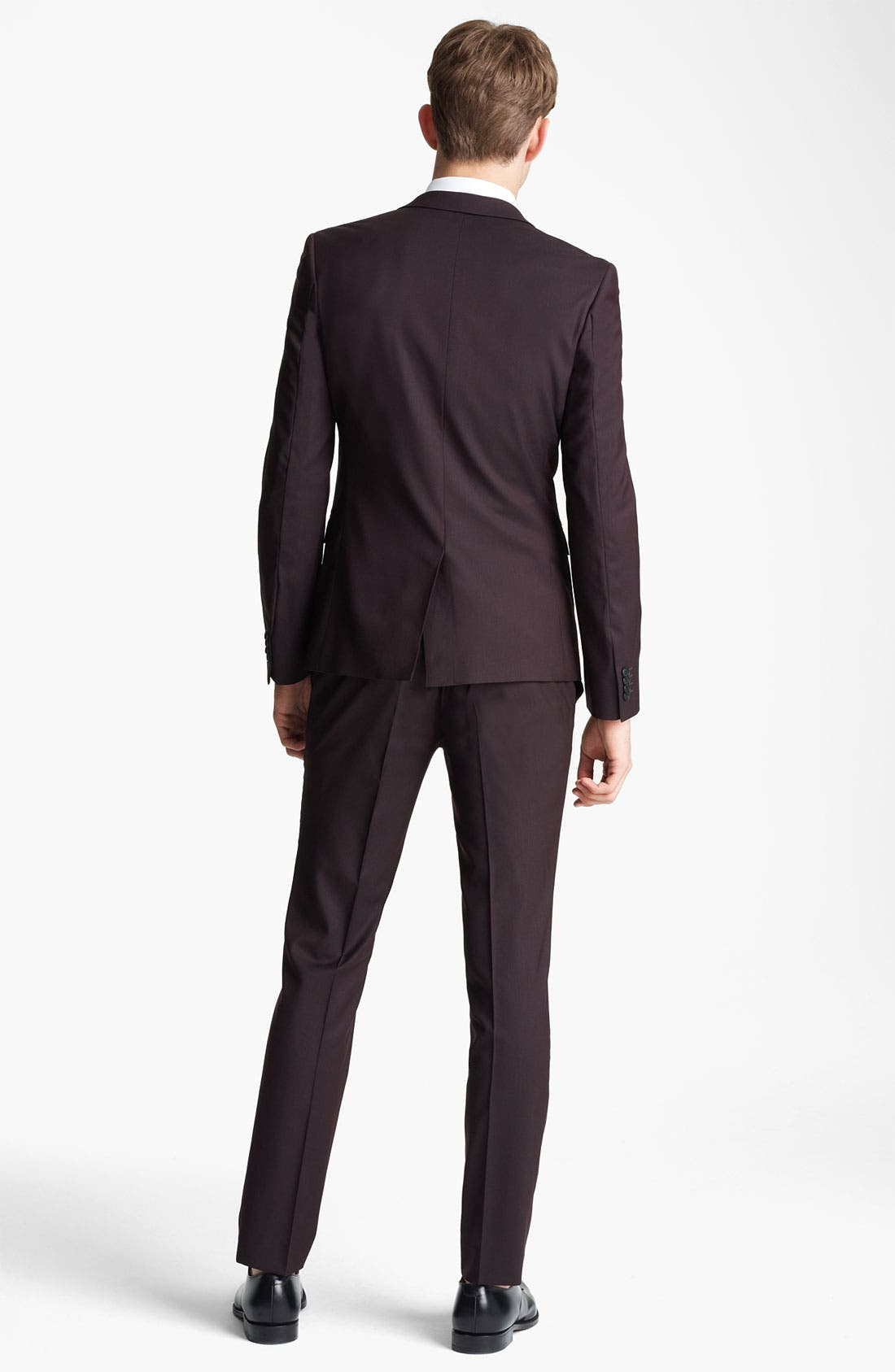 Alternate Image 5  - Topman Ultra Skinny Suit Jacket