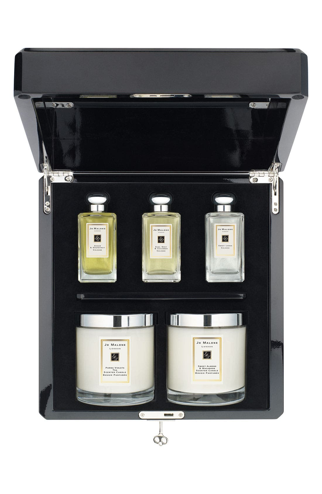 Main Image - Jo Malone™ 'Tea Trousseau' Fragrance & Candle Chest