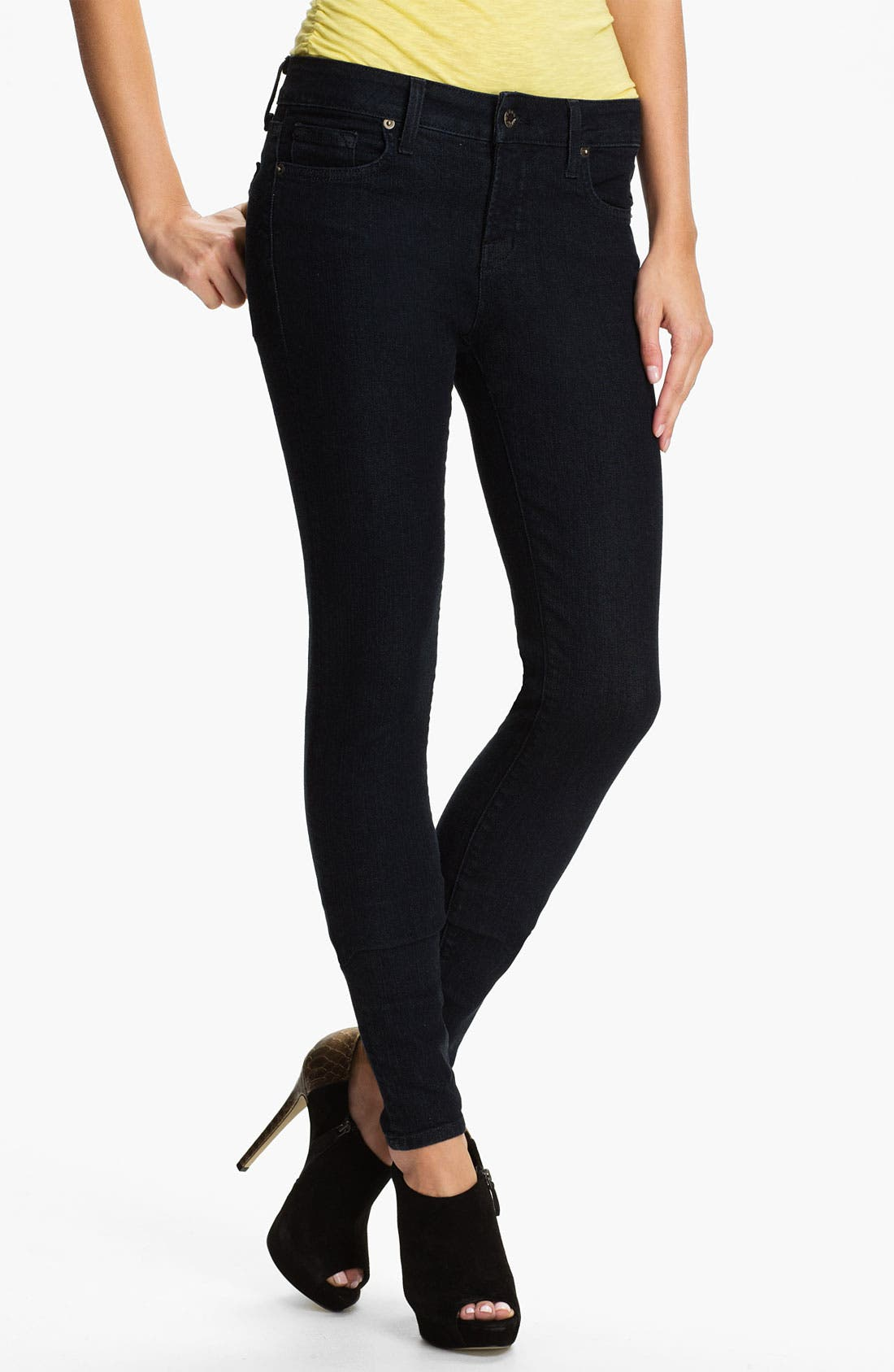 Alternate Image 1 Selected - Blue Essence Skinny Jeans (Nordstrom Exclusive)