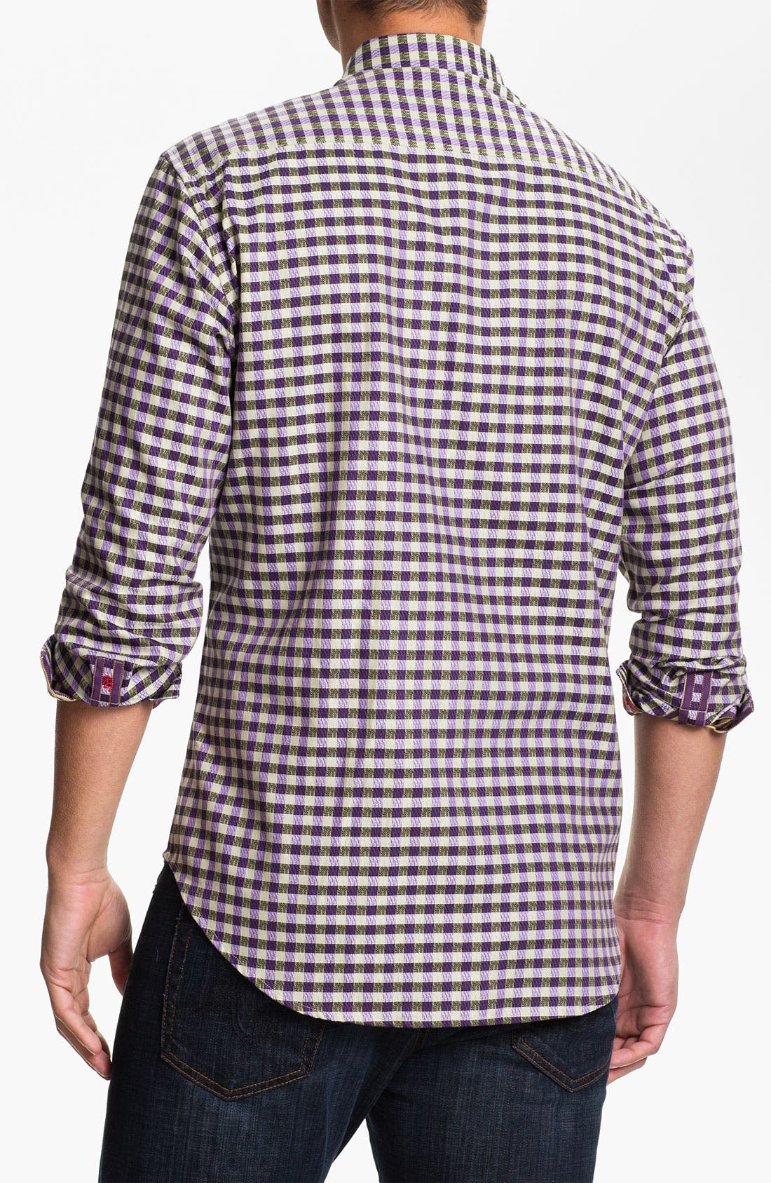 Alternate Image 3  - Robert Graham 'Augustine' Sport Shirt