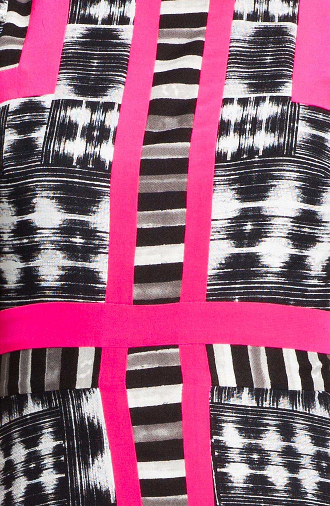 Alternate Image 3  - BCBGMAXAZRIA Print Sleeveless Sheath Dress