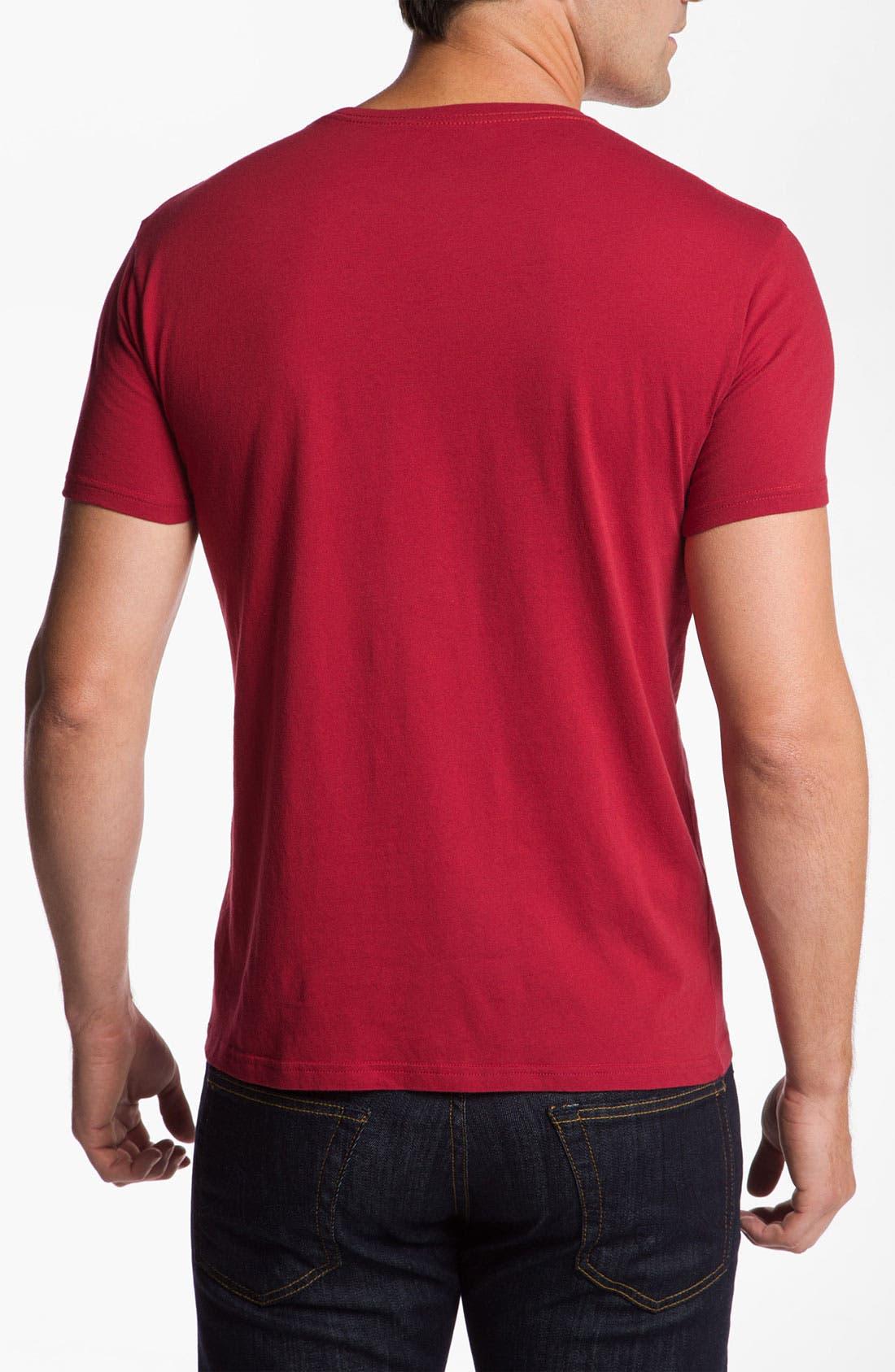 Alternate Image 2  - The Original Retro Brand 'Oklahoma Sooners' T-Shirt