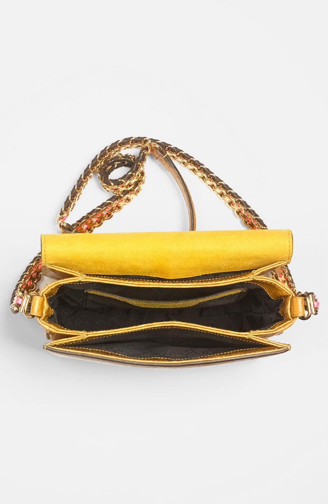 Alternate Image 3  - Stella McCartney Faux Croc Crossbody Bag