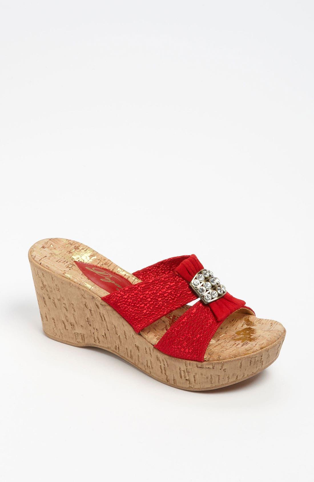 Alternate Image 1 Selected - Dezario 'Darla' Sandal