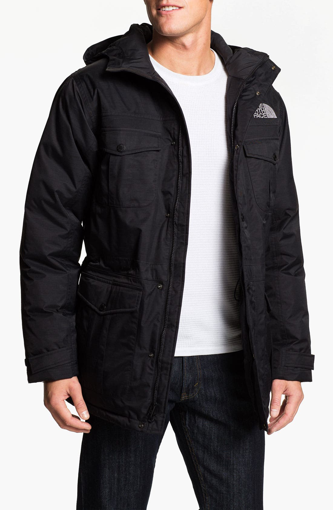Alternate Image 1 Selected - The North Face 'Bedford' Waterproof Down Parka